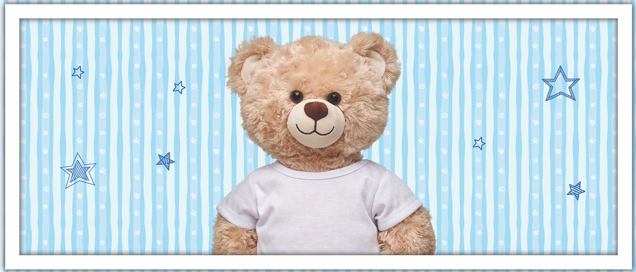 Build-A-Bear Workshop's tee shirt decorating event