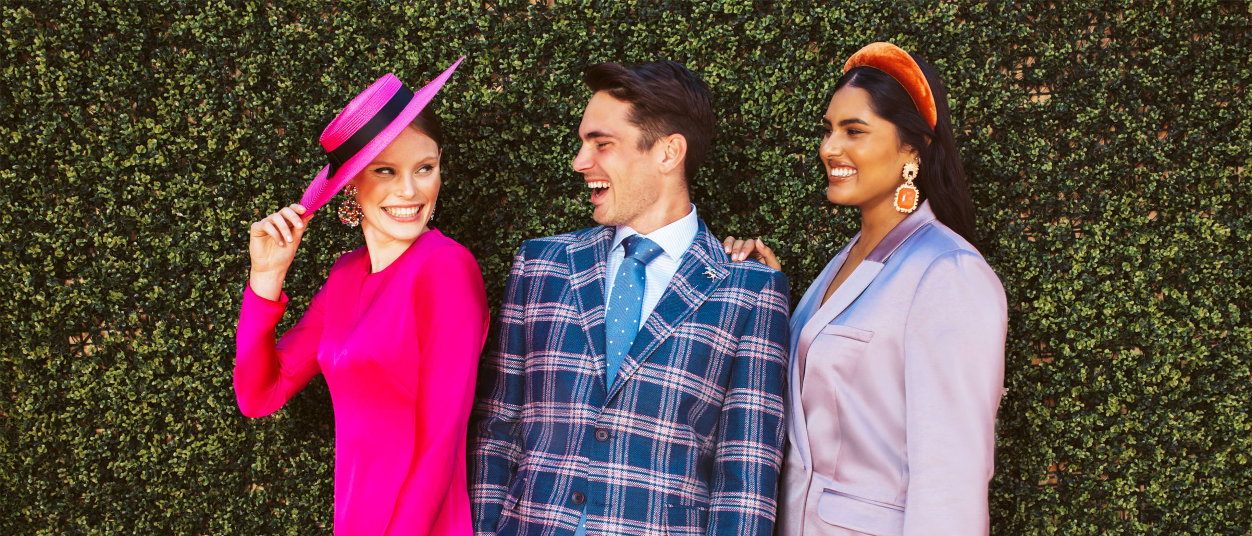 Spring Racing Style Edit: Oaks Day