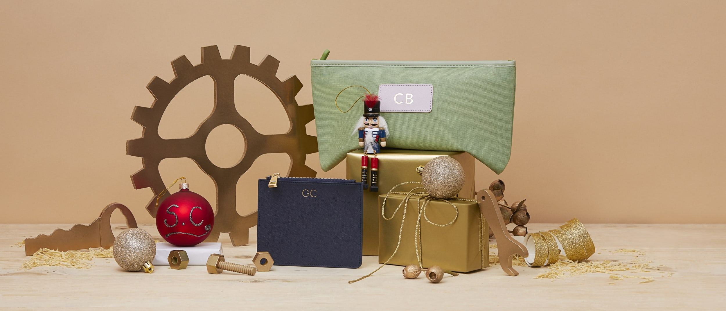 Say my name: the best personalised and monogrammed gifts