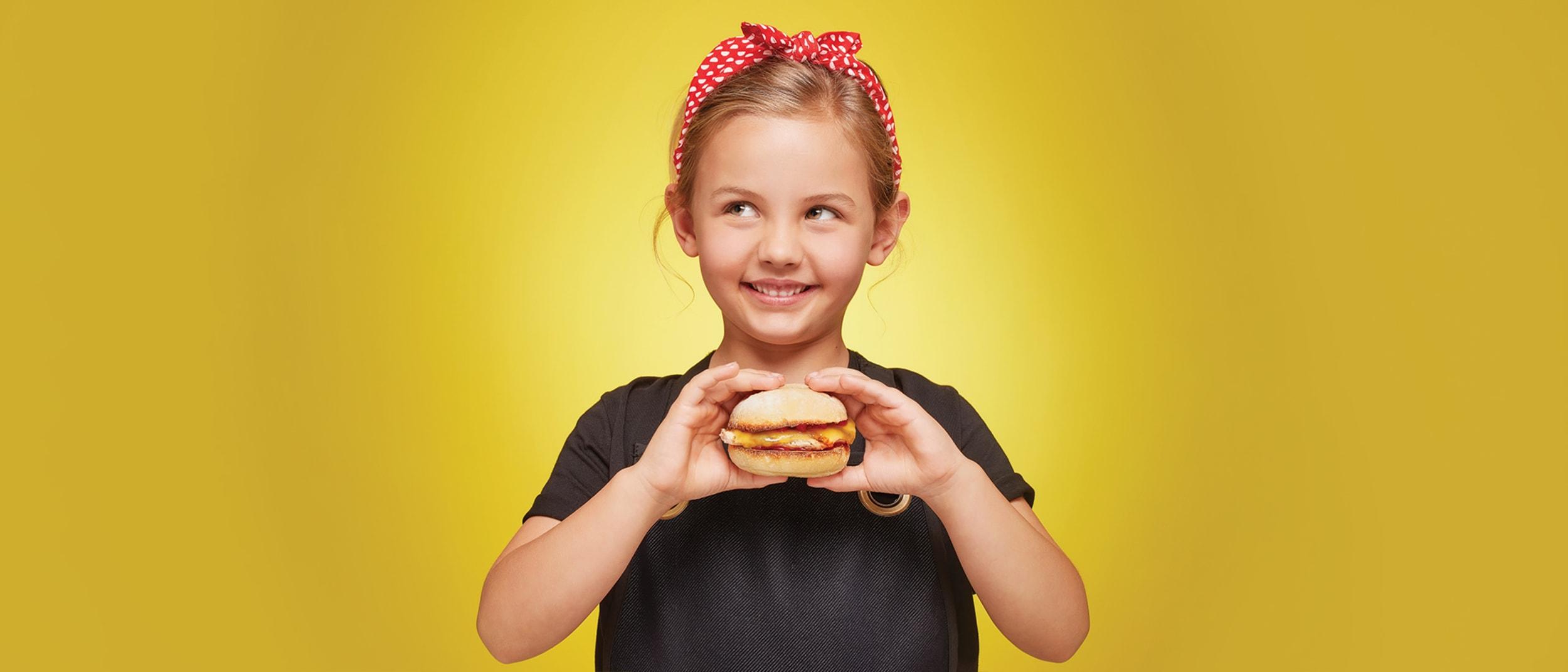 Grill'd: Kids masterclass