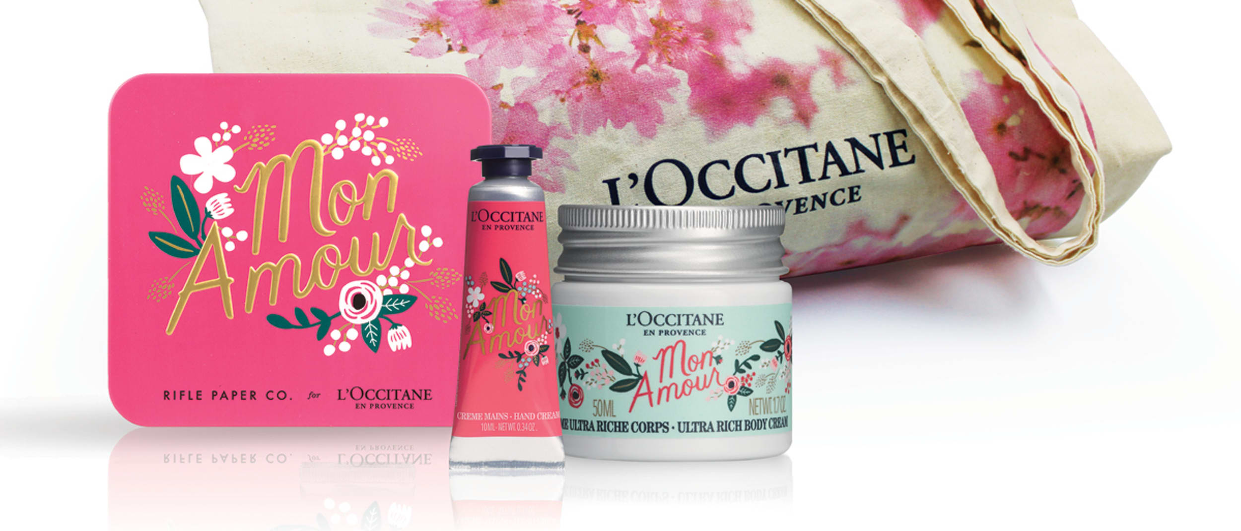 L'OCCITANE: your exclusive tote bag for $25