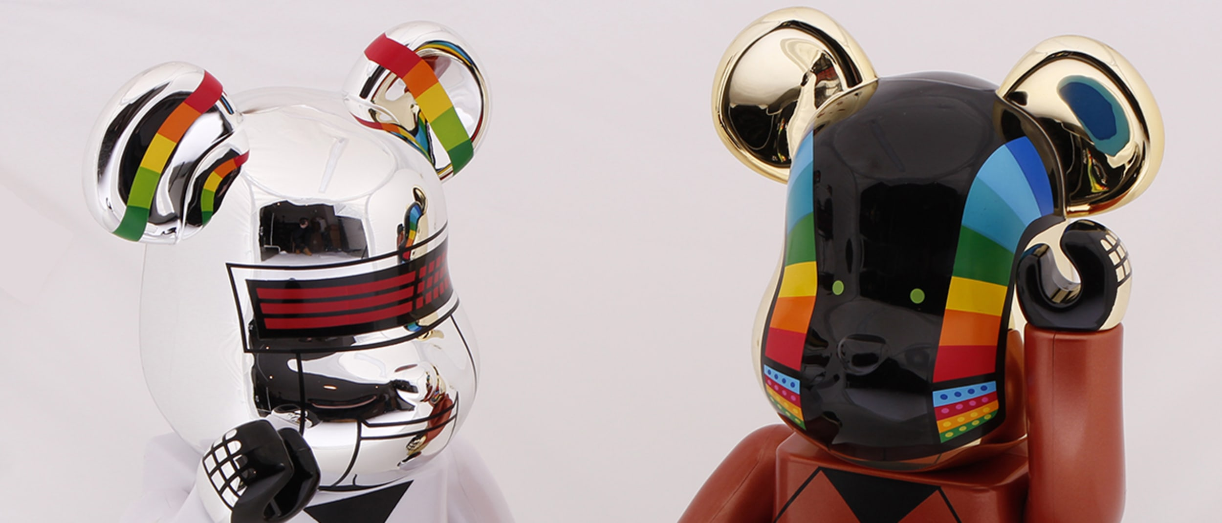 Pict: Limited release Daft Punk BE@RBRICK