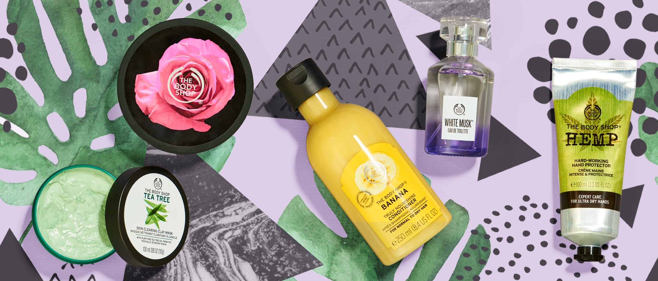 The Body Shop: Limited Edition Lunar New Year deals