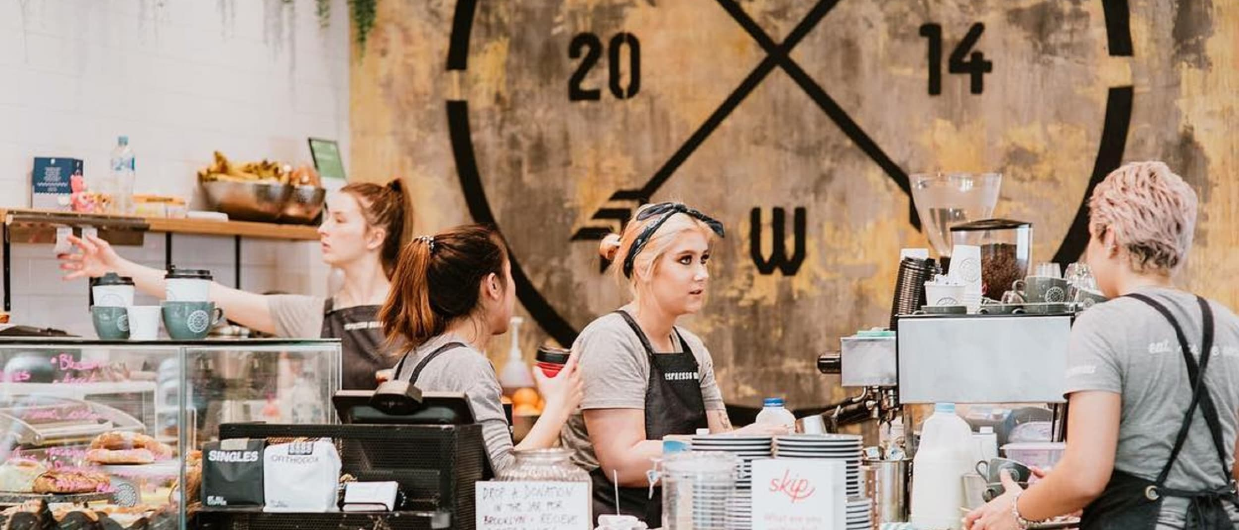 Keeping up with Espresso Warriors