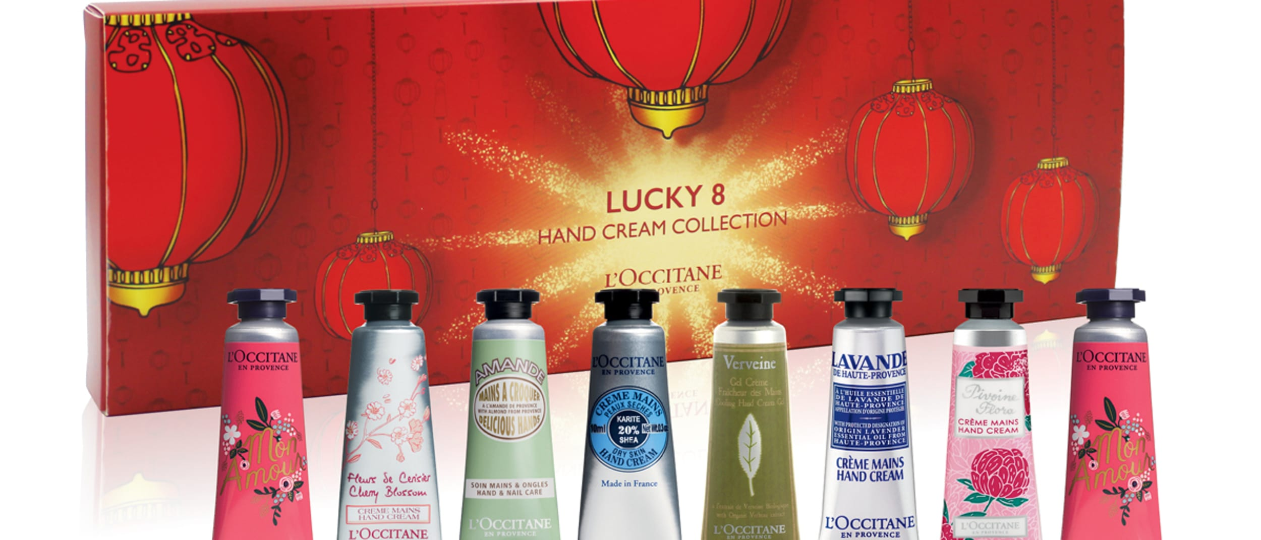 L'OCCITANE: start a New Year of beauty