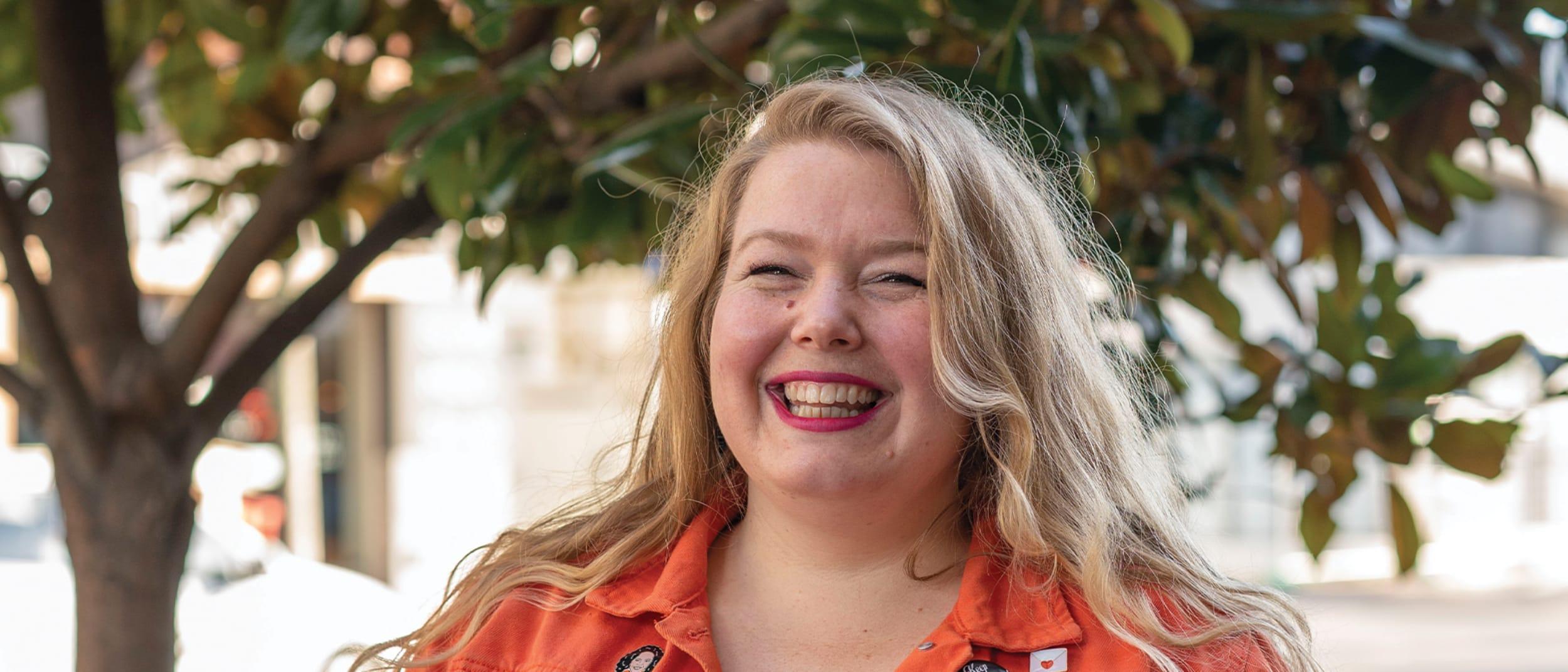 Alice Andersen: Qtopia: Westfield Local Heroes 2019
