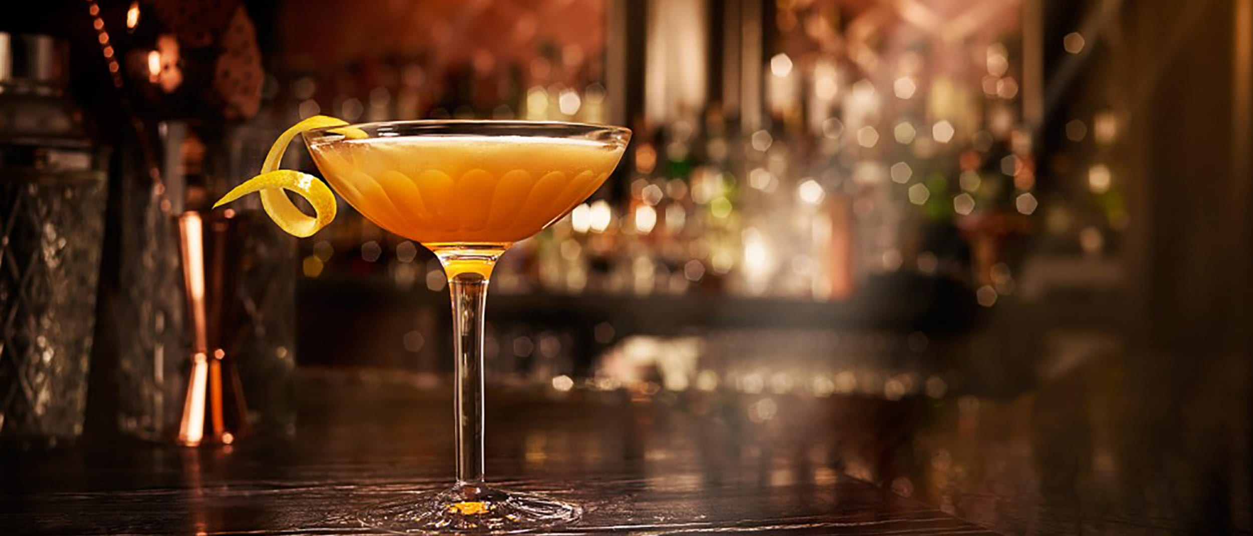 Cocktail roundup from the best new bars
