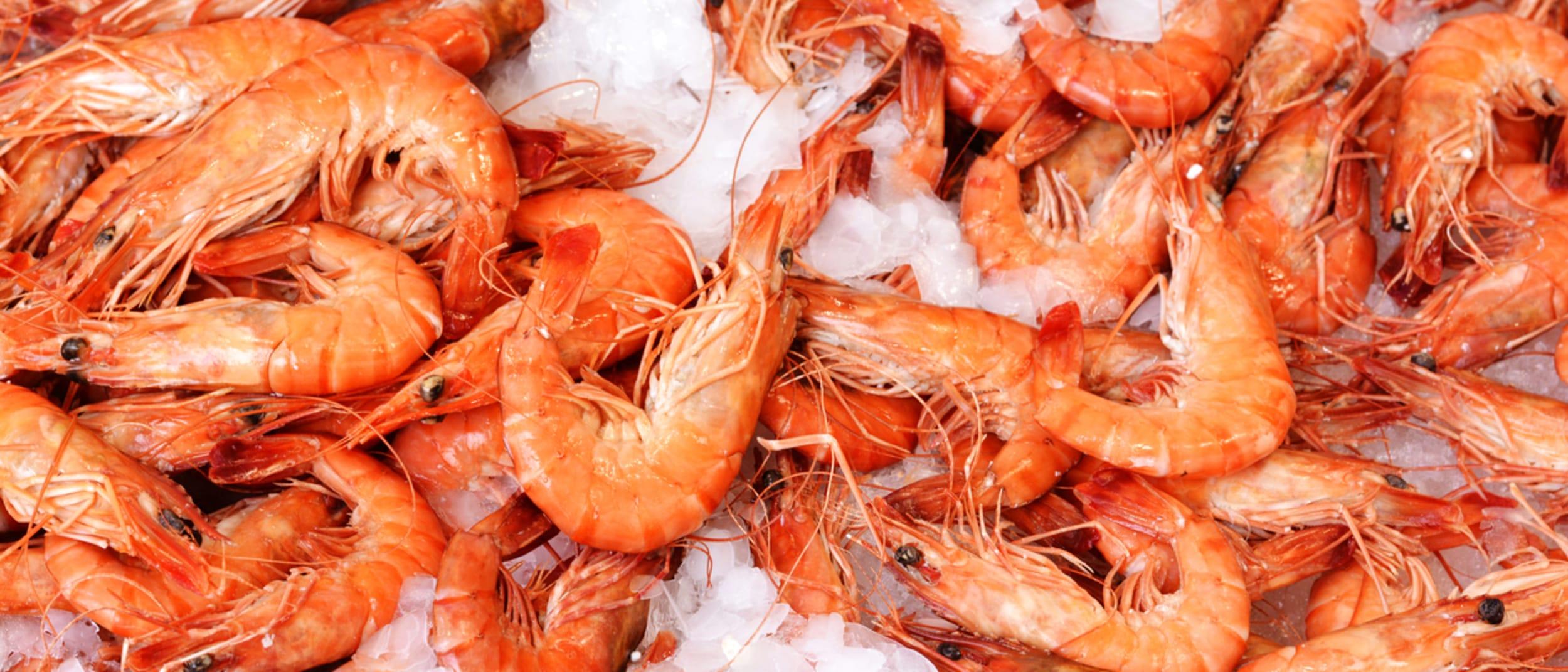 Australian raw prawns special