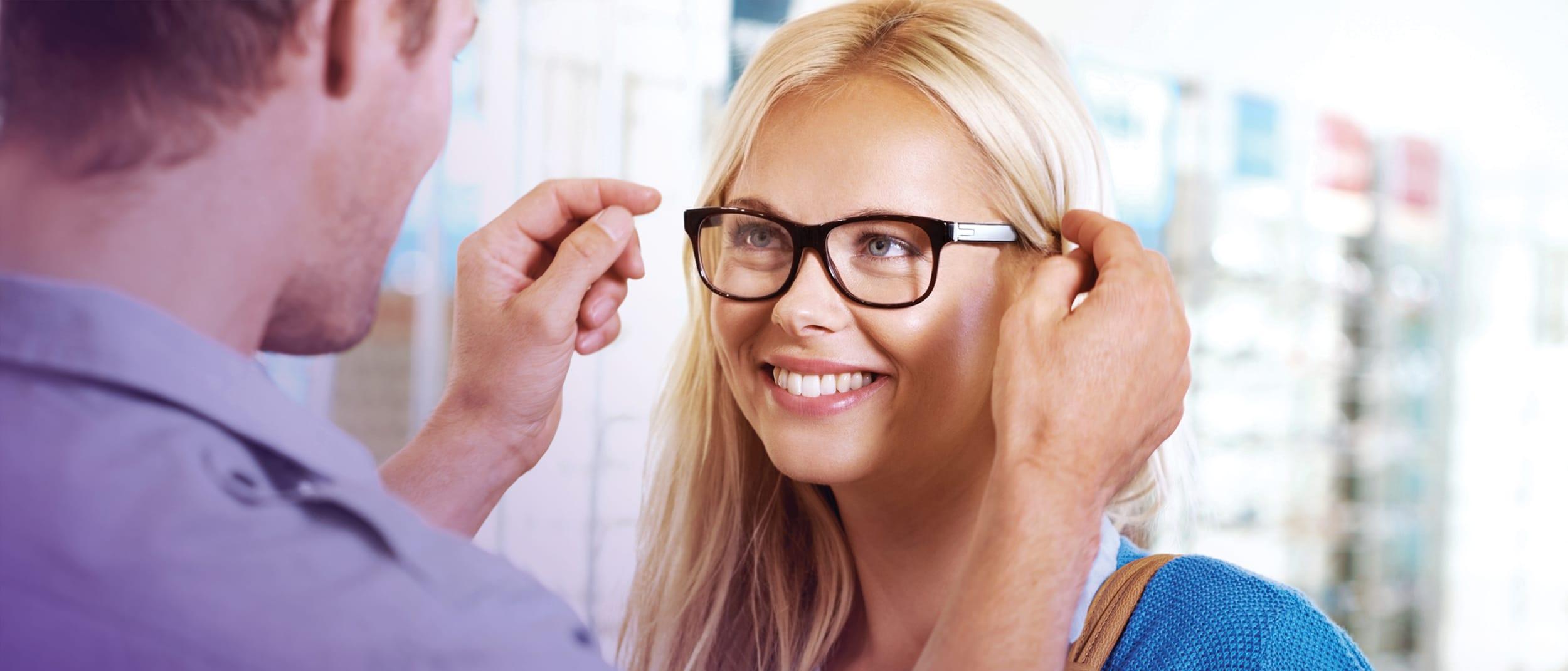 Laubman & Pank Optometrists know your eyes