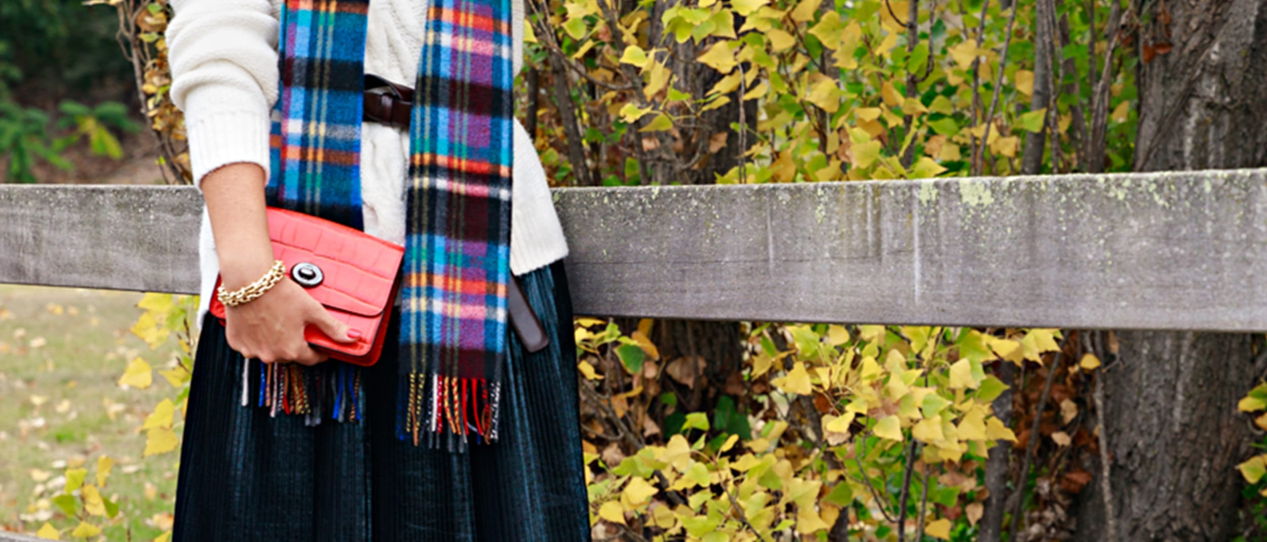 Up your accessories game with these top winter trends