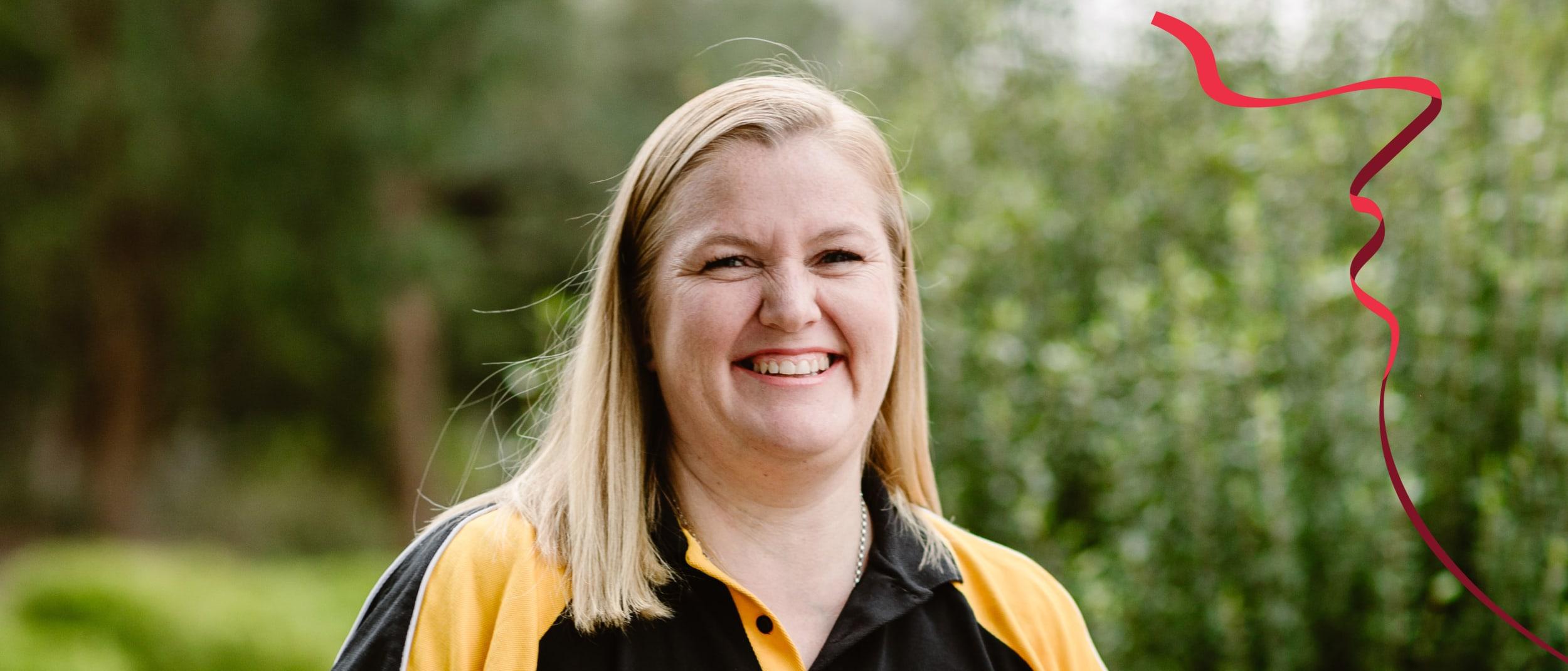 Karen Fox:Westfield Local Heroes 2018