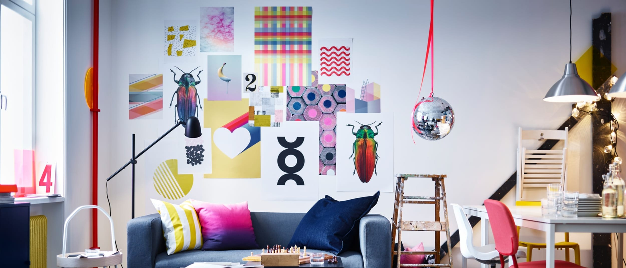 The makeover of the IKEA catalogue