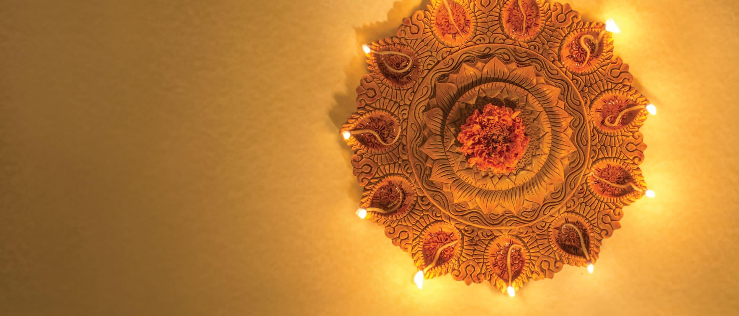 Let the Diwali celebrations begin