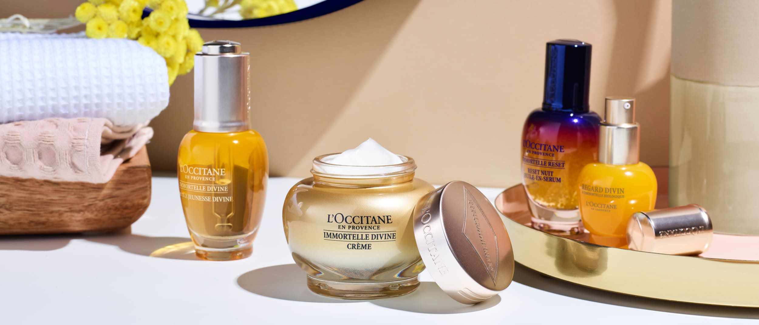 Celebrate 10 years of Divine with L'OCCITANE