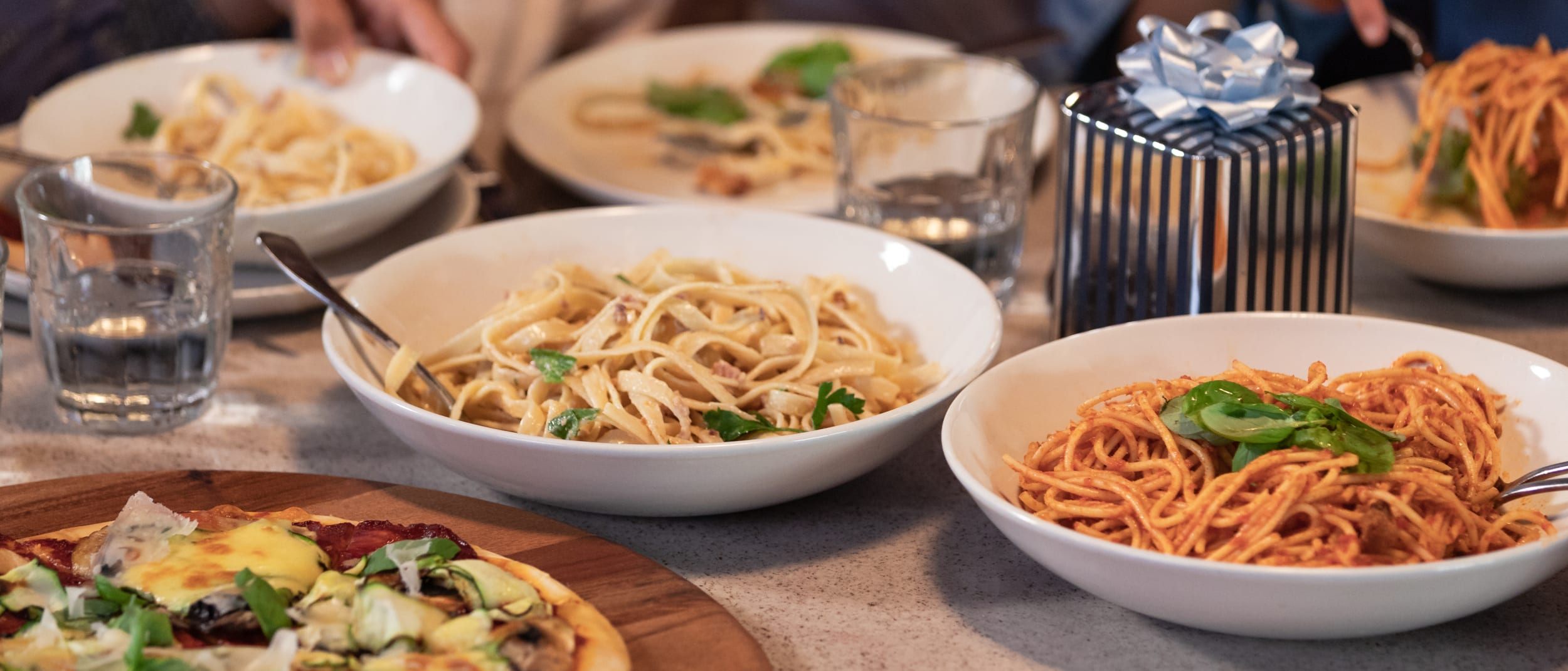 Tagliatelle or calzone? We decode your favourite Italian dishes