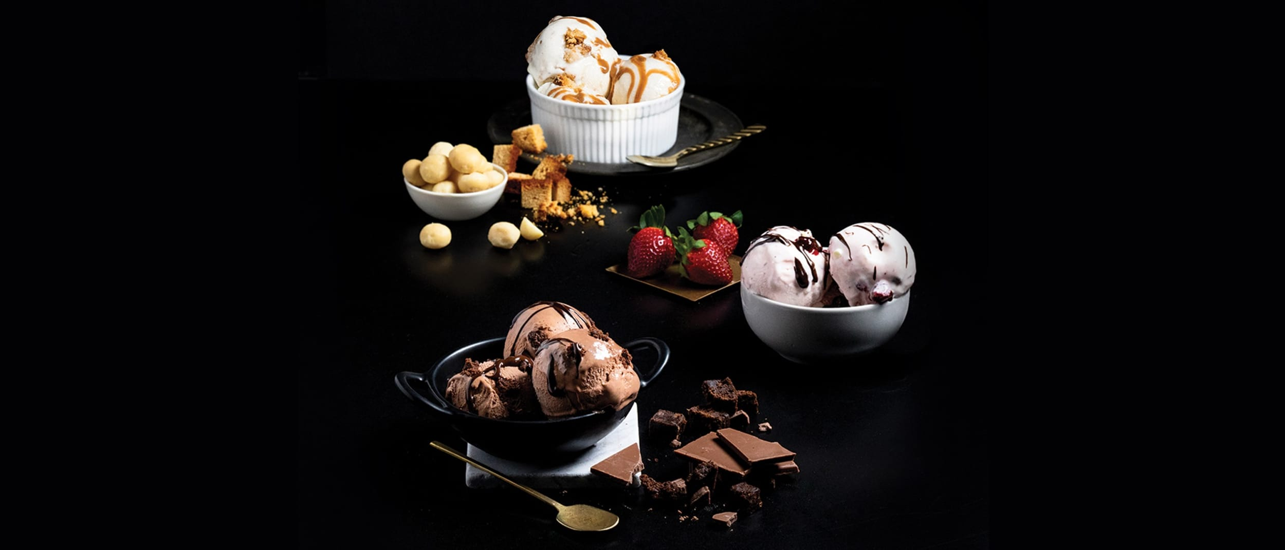 Gelatissimo: Deluxe range is here