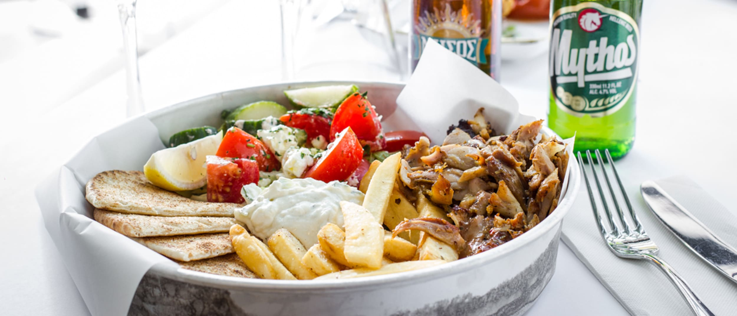 ENA Greek Street Food - Plenty Valley