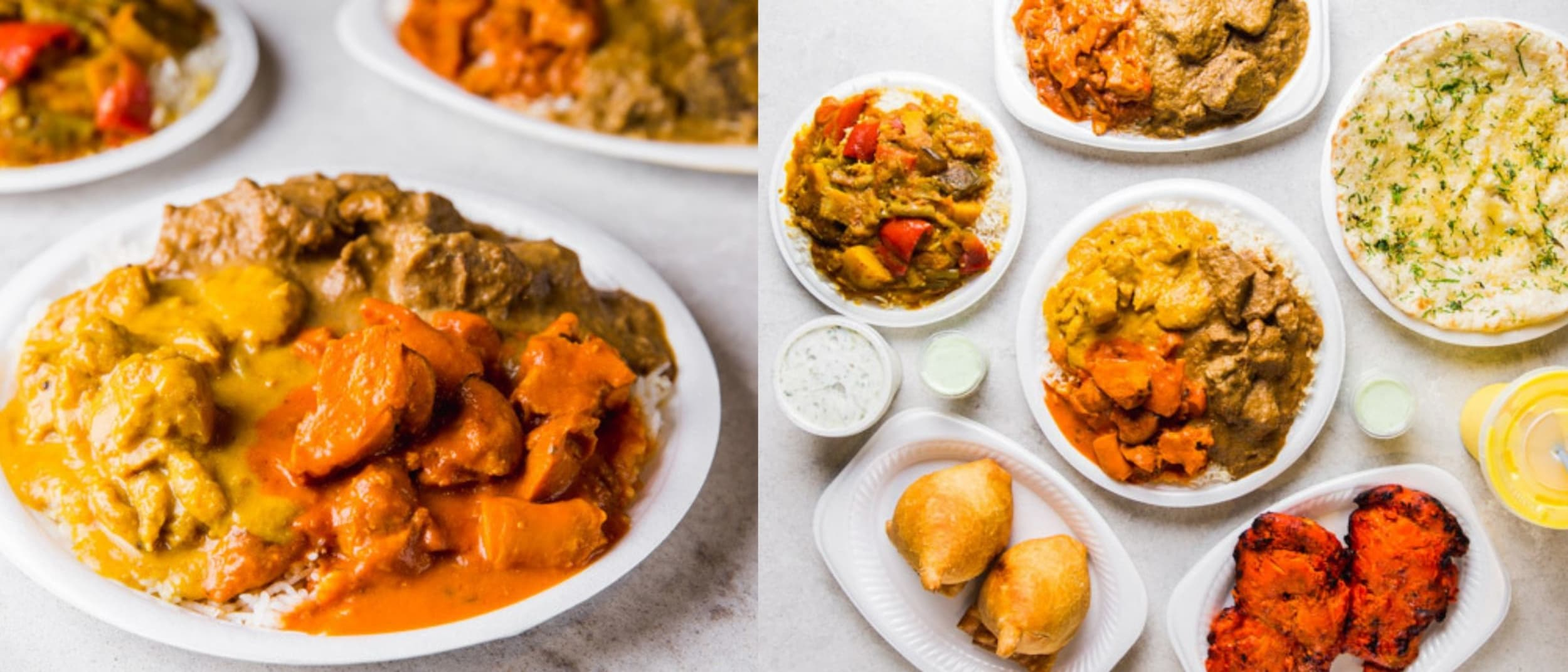 Curry Place: Combo Meal Deal