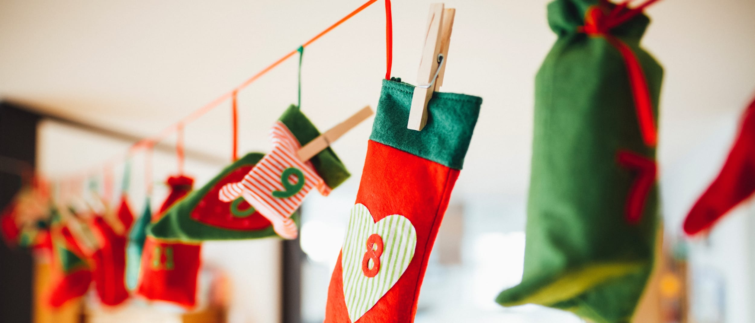 Top 5 advent calendars this Christmas