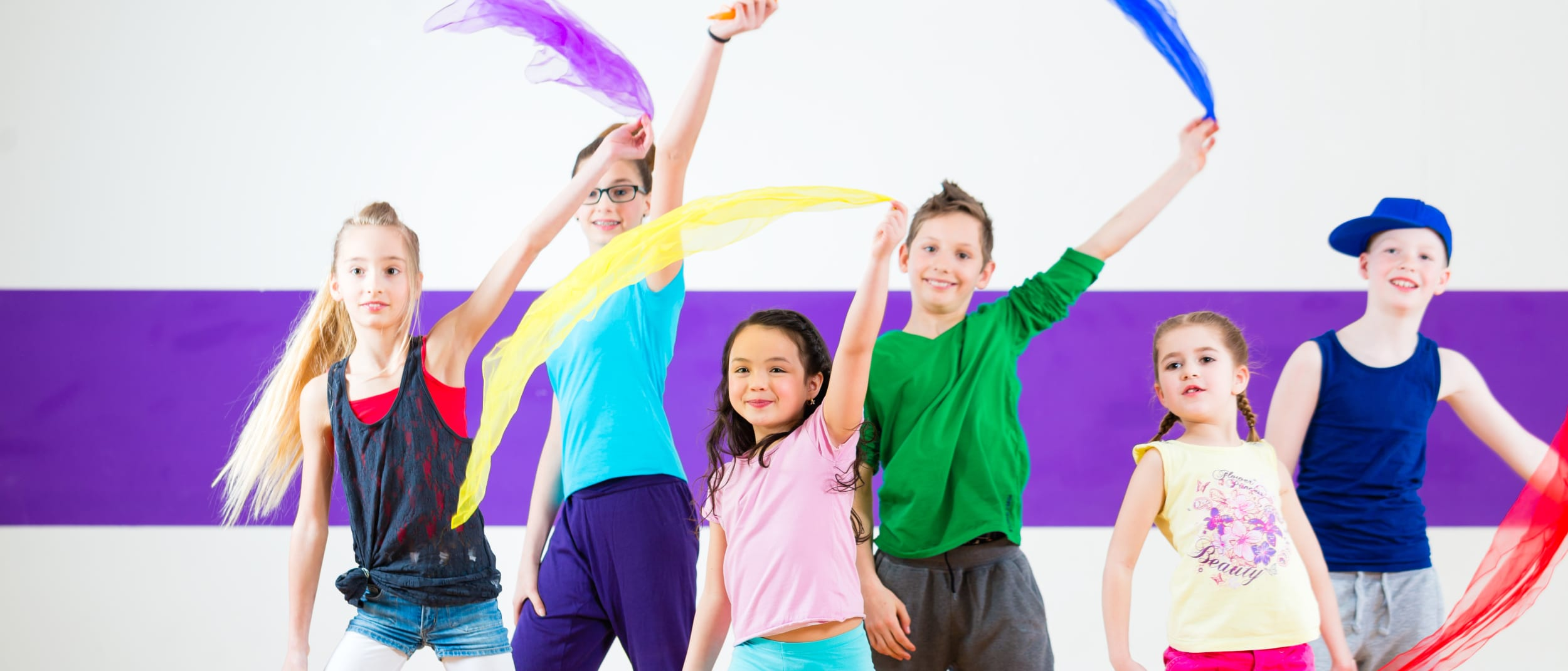 Free Kids Move & Groove Dance Sessions