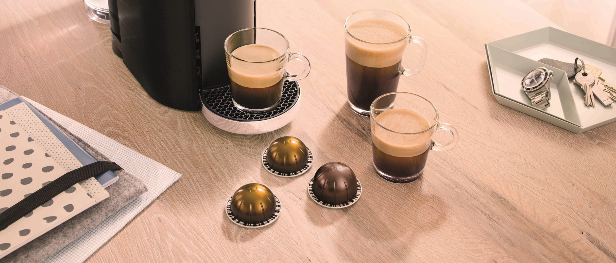 Nespresso: Back by popular demand