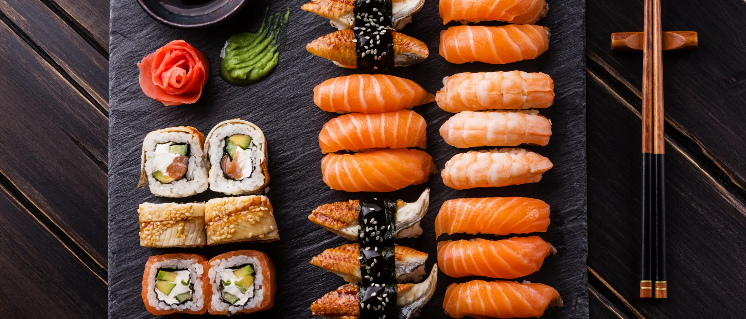 Know your bonito from your unagi: sushi and sashimi explained