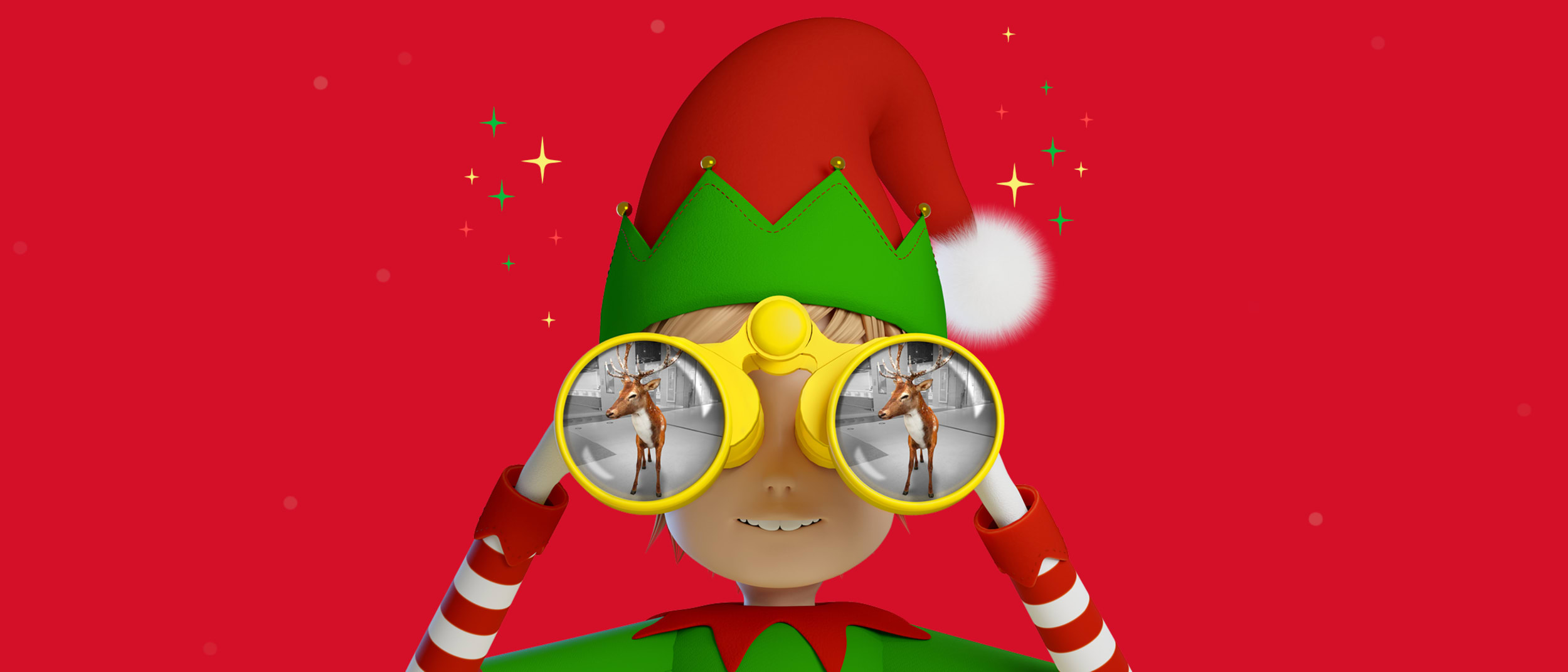 Join our Reindeer Rescue augmented reality adventure