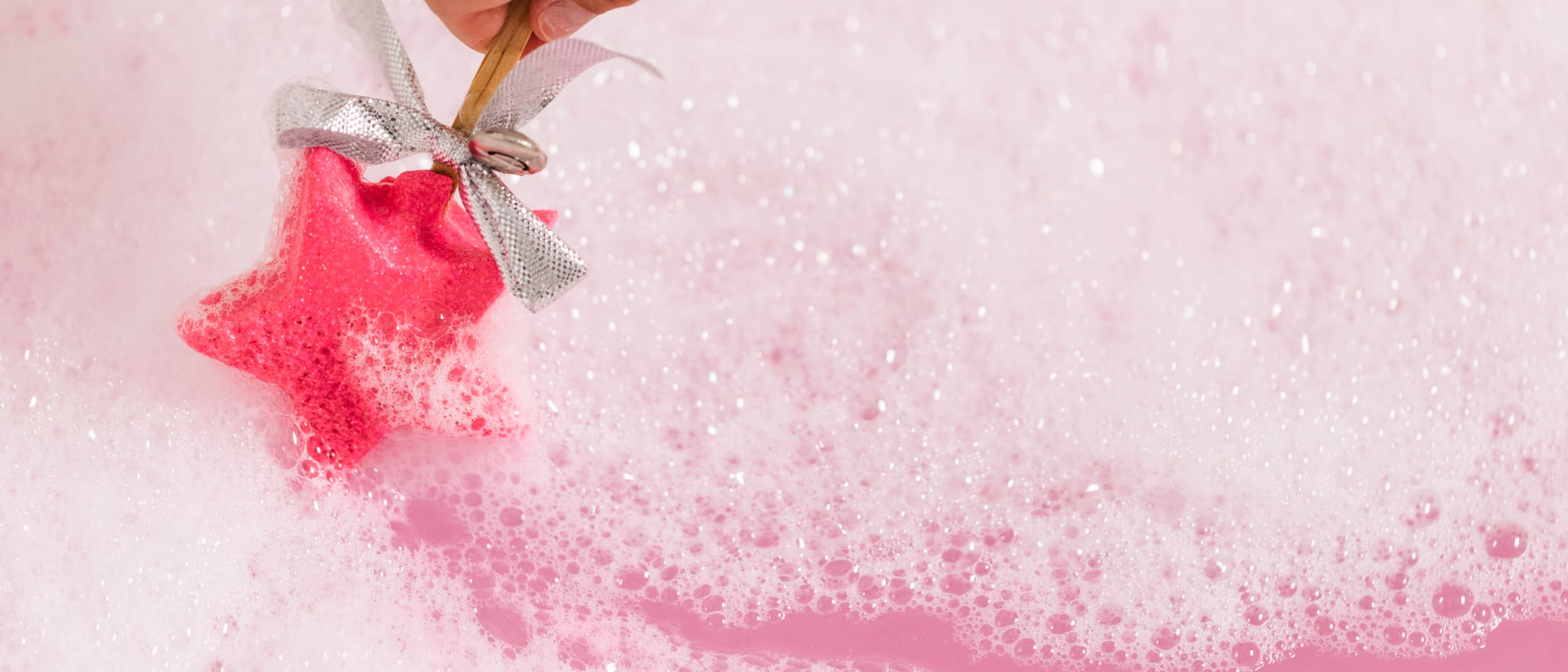 Get glittered with the Lush fairy
