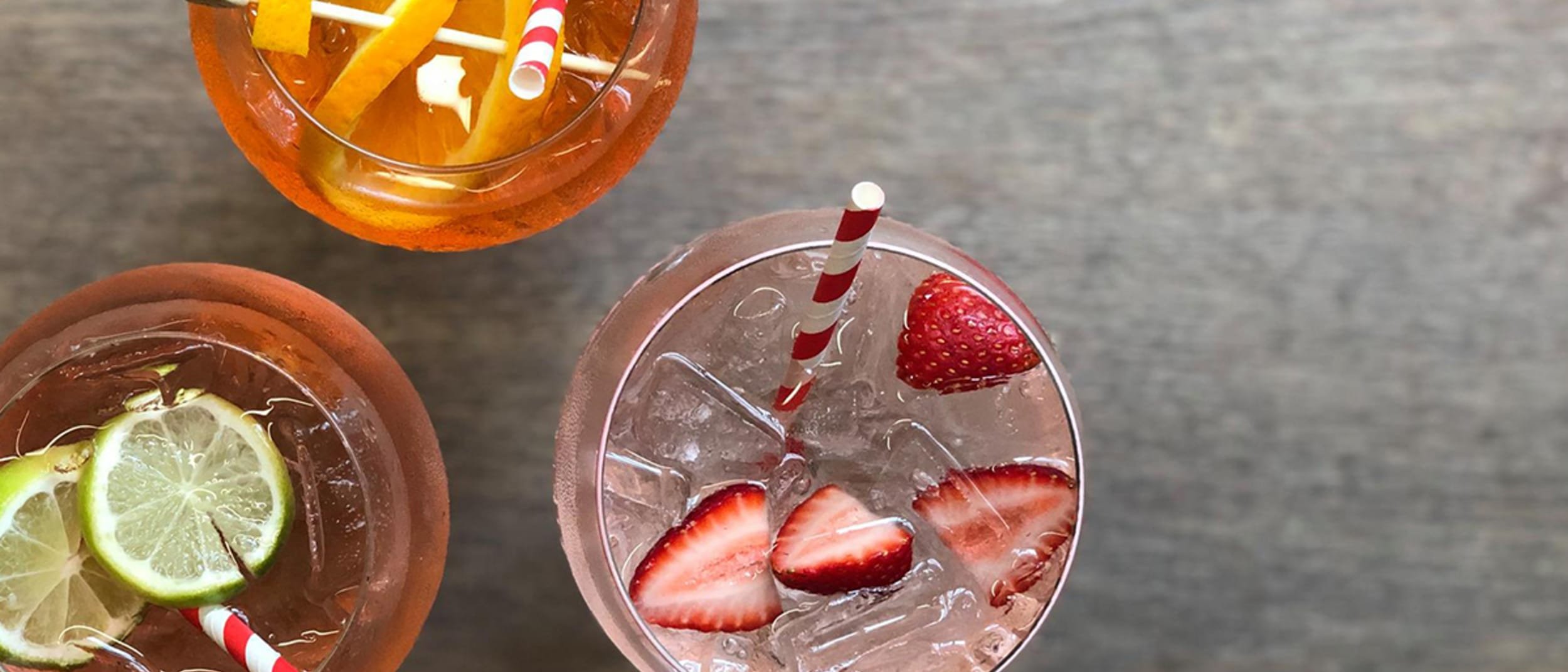 Drink Pink Wednesdays at Vapiano