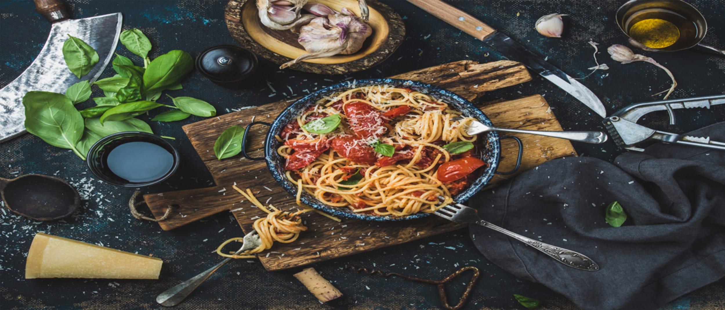 Pasta lovers unite