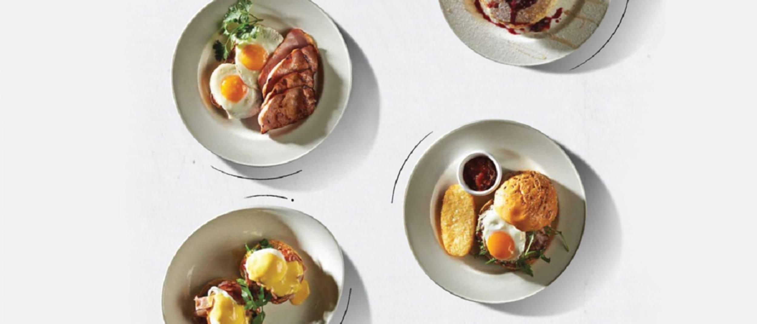 $10 Breakfast (Mon - Fri)