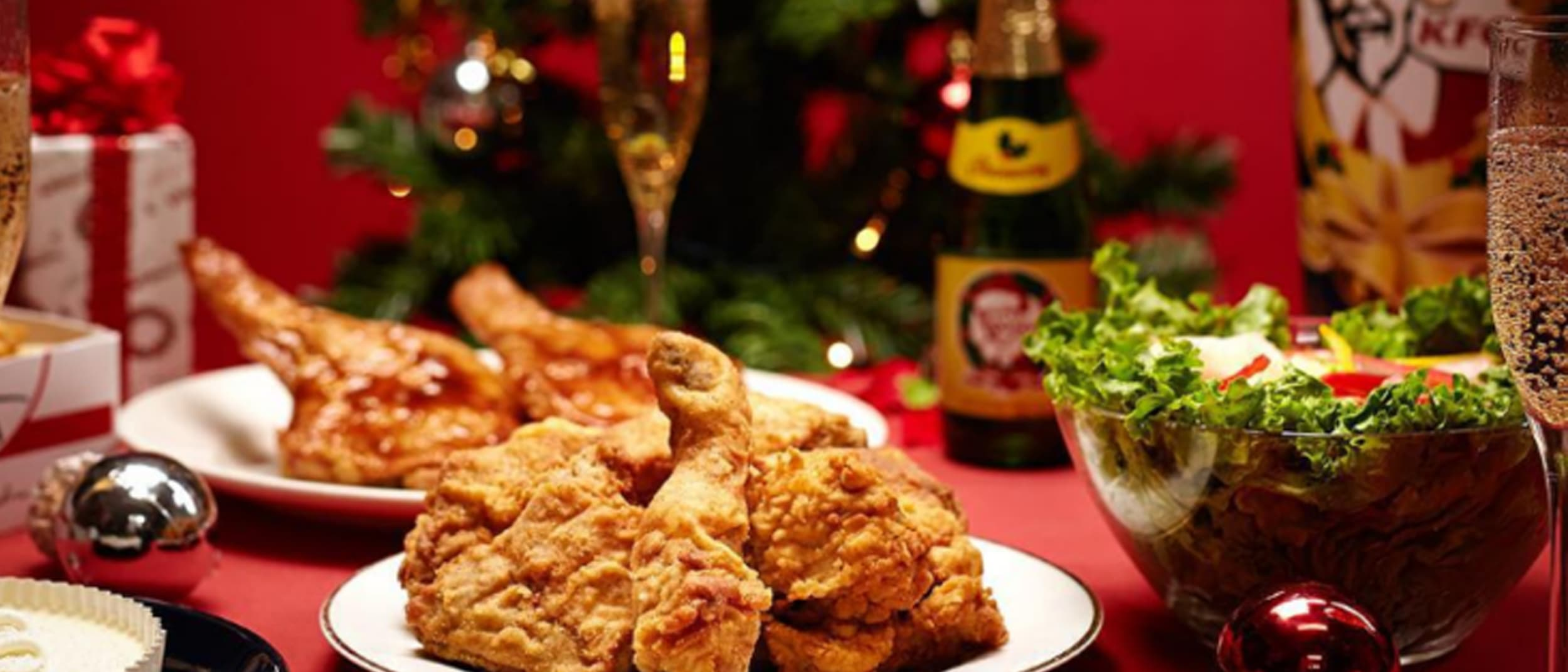 Event - Win a $20 voucher from KFC this Christmas