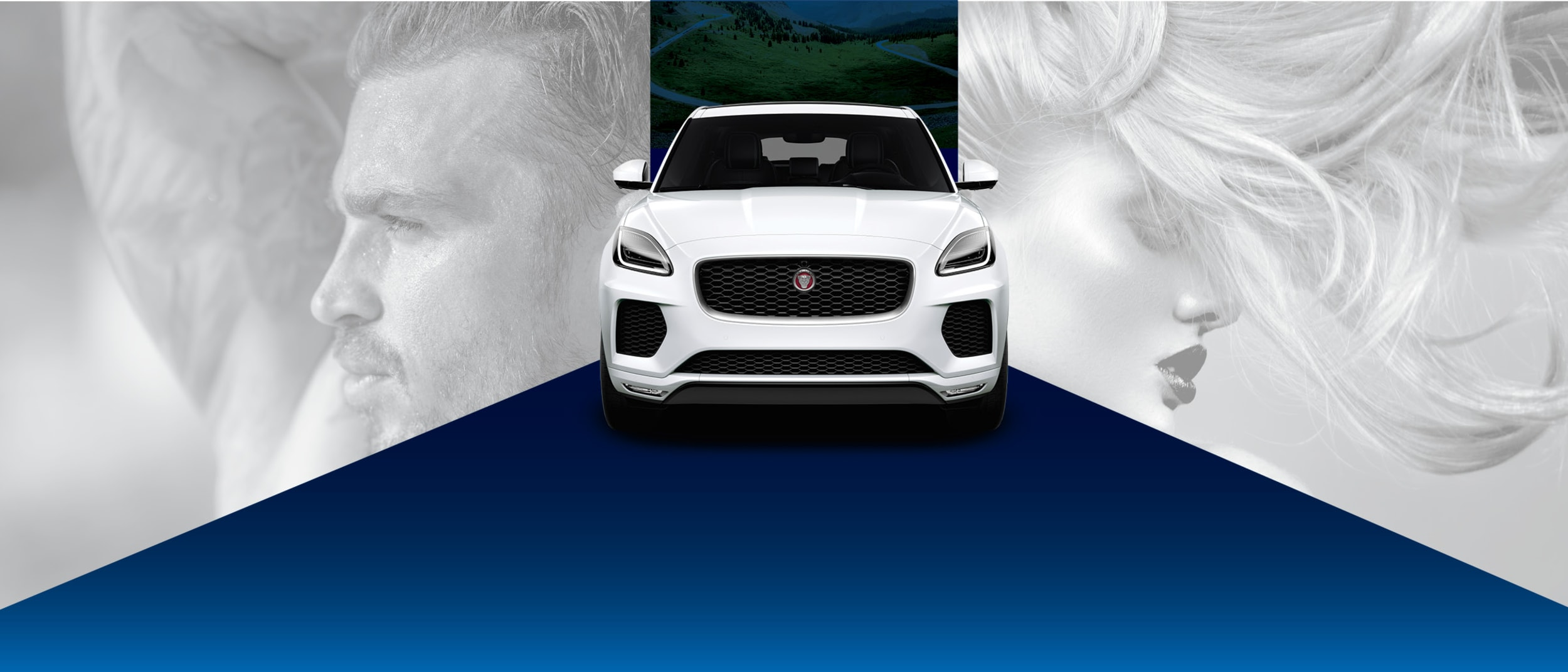 Just Cuts is giving away a Jaguar E-pace