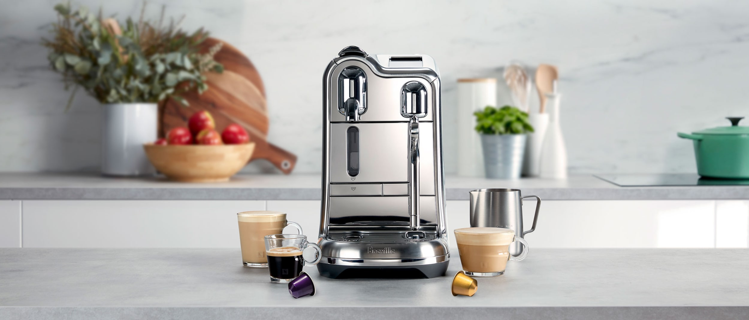 Nespresso: Up to $80 of coffee credit
