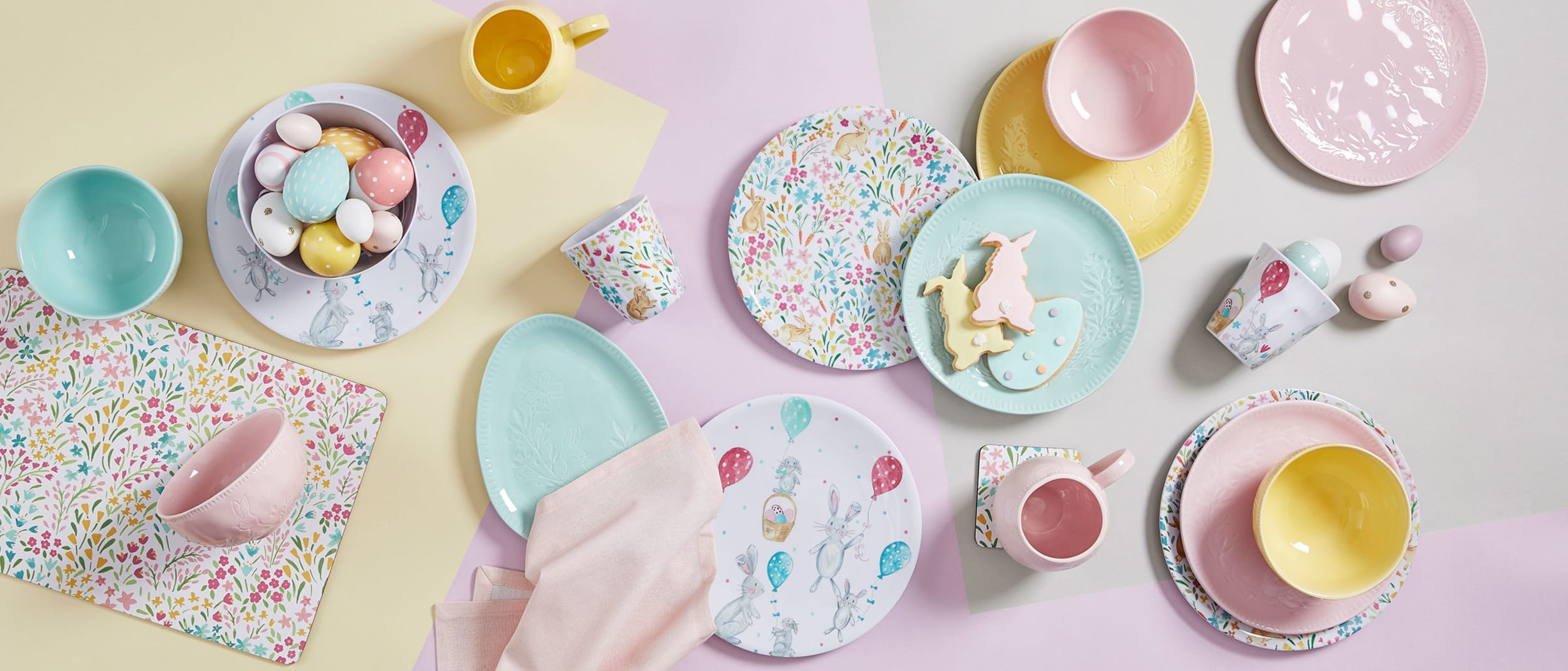 Bed Bath N' Table: 50% off Easter