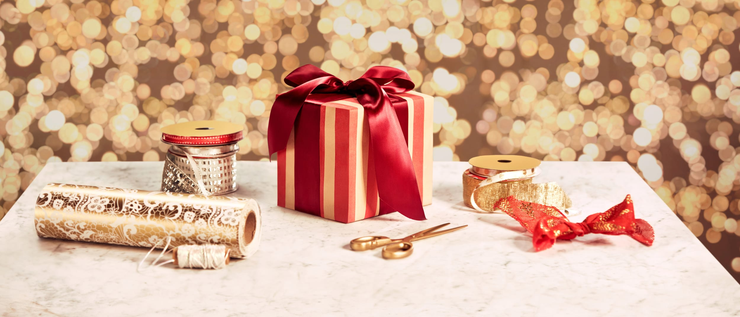 Christmas Gift Wrapping with The Starship Foundation
