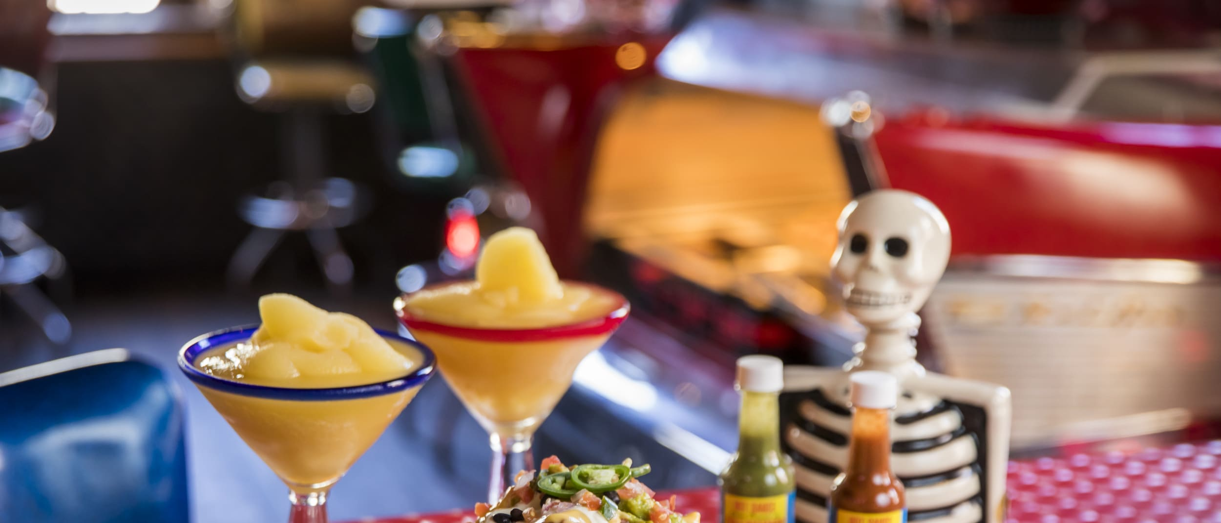 El Camino Cantina brings a taste of true Tex-Mex to our rooftop