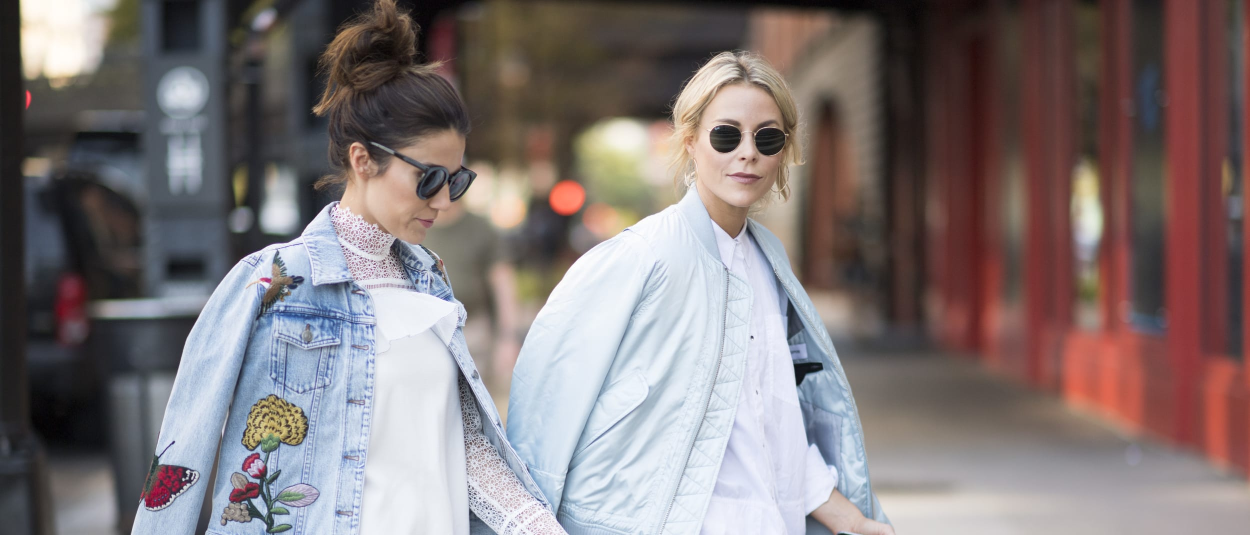 The denim jacket: Your ultimate transeasonal piece