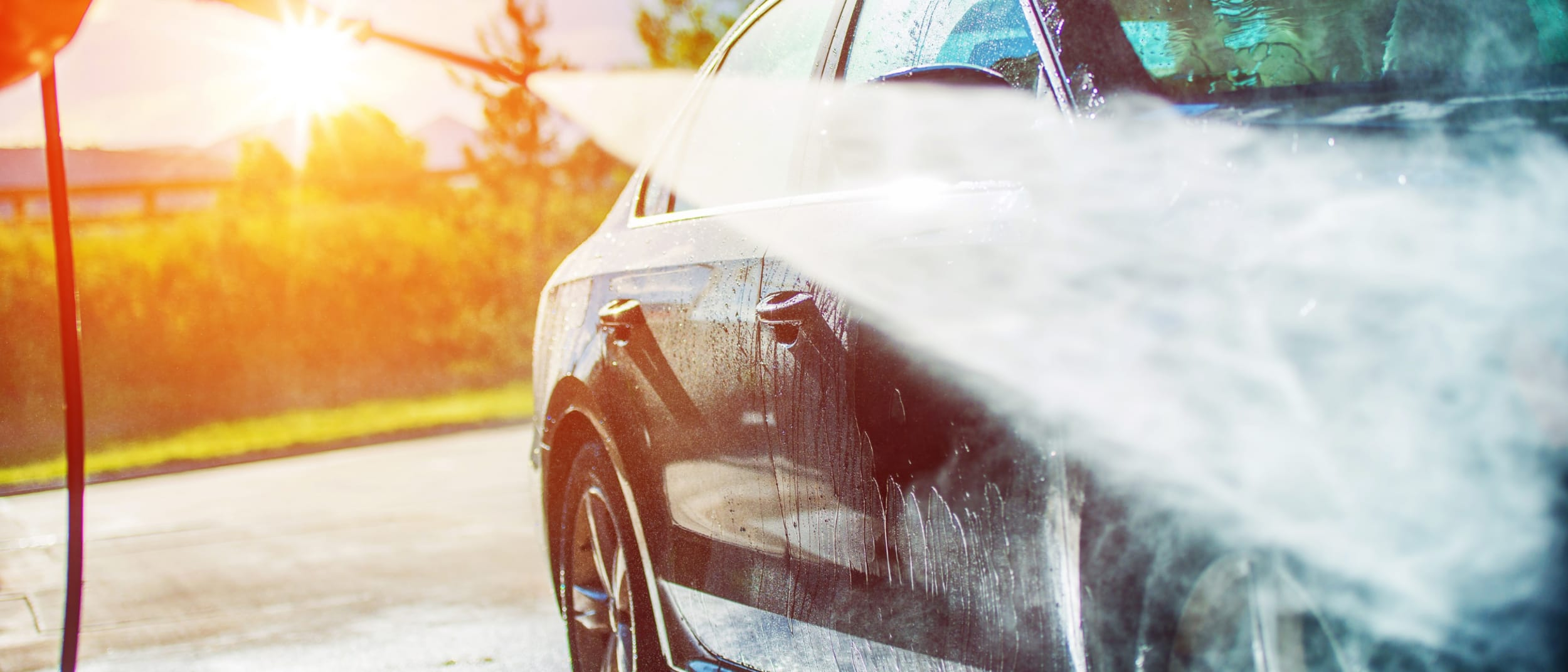 Concierge Car Wash: $10 off your next service