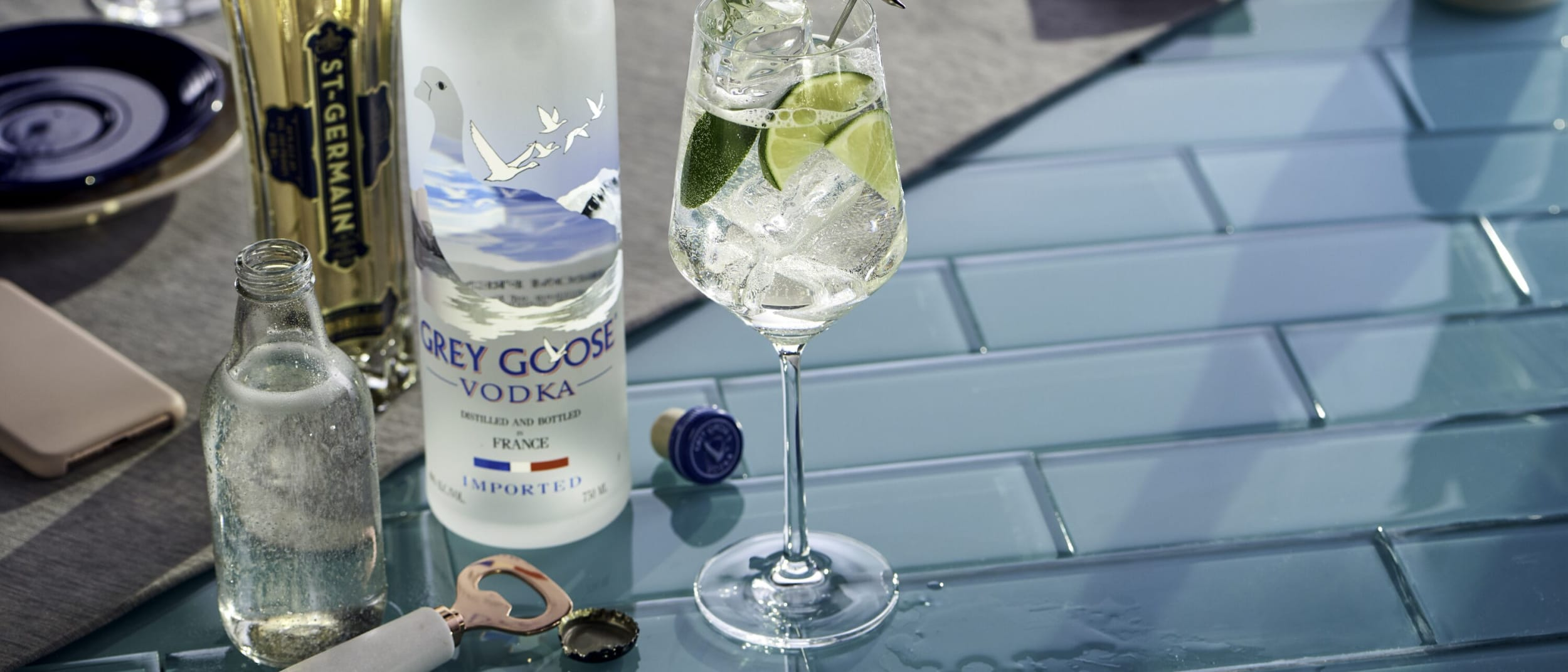Summer cocktail recipes by GREY GOOSE® Vodka