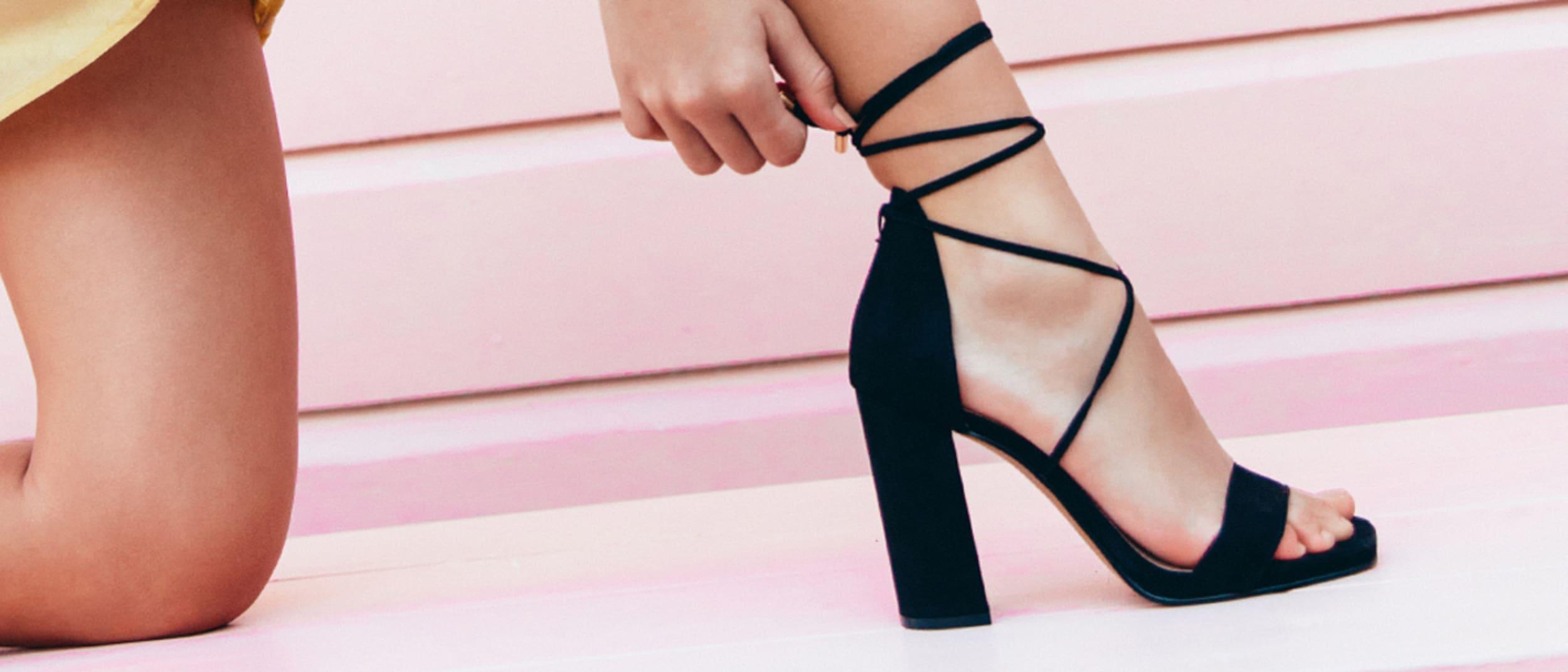 New season styles at Famous Footwear