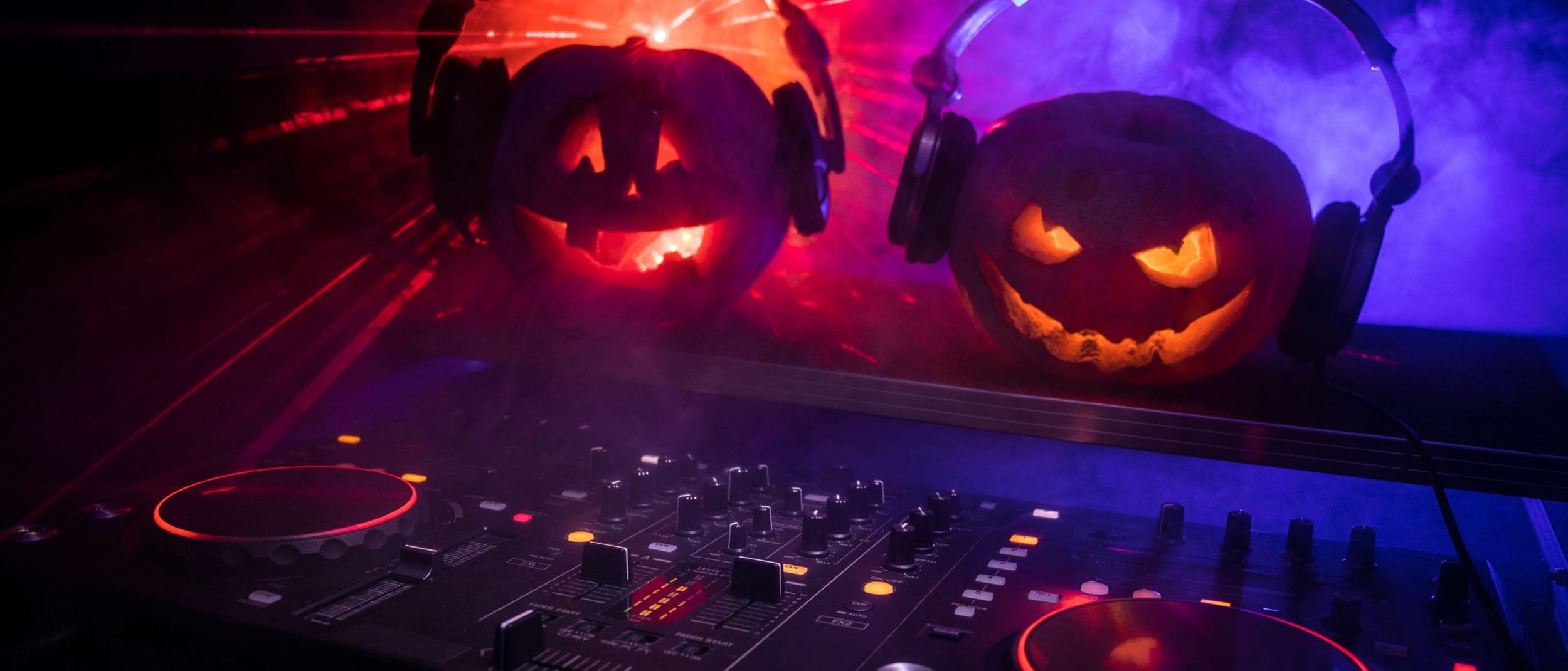 Spook-tacular Halloween face painting