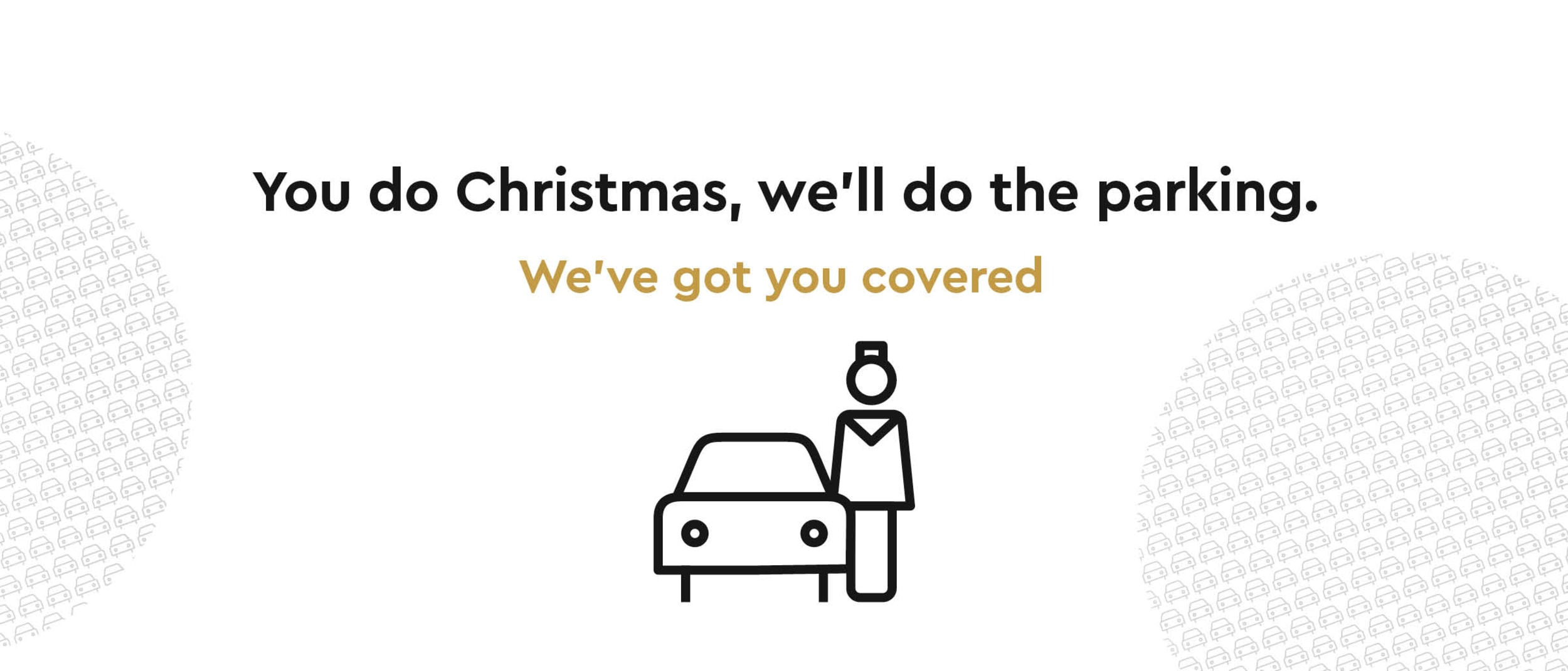This Christmas, experience Pop-Up Valet