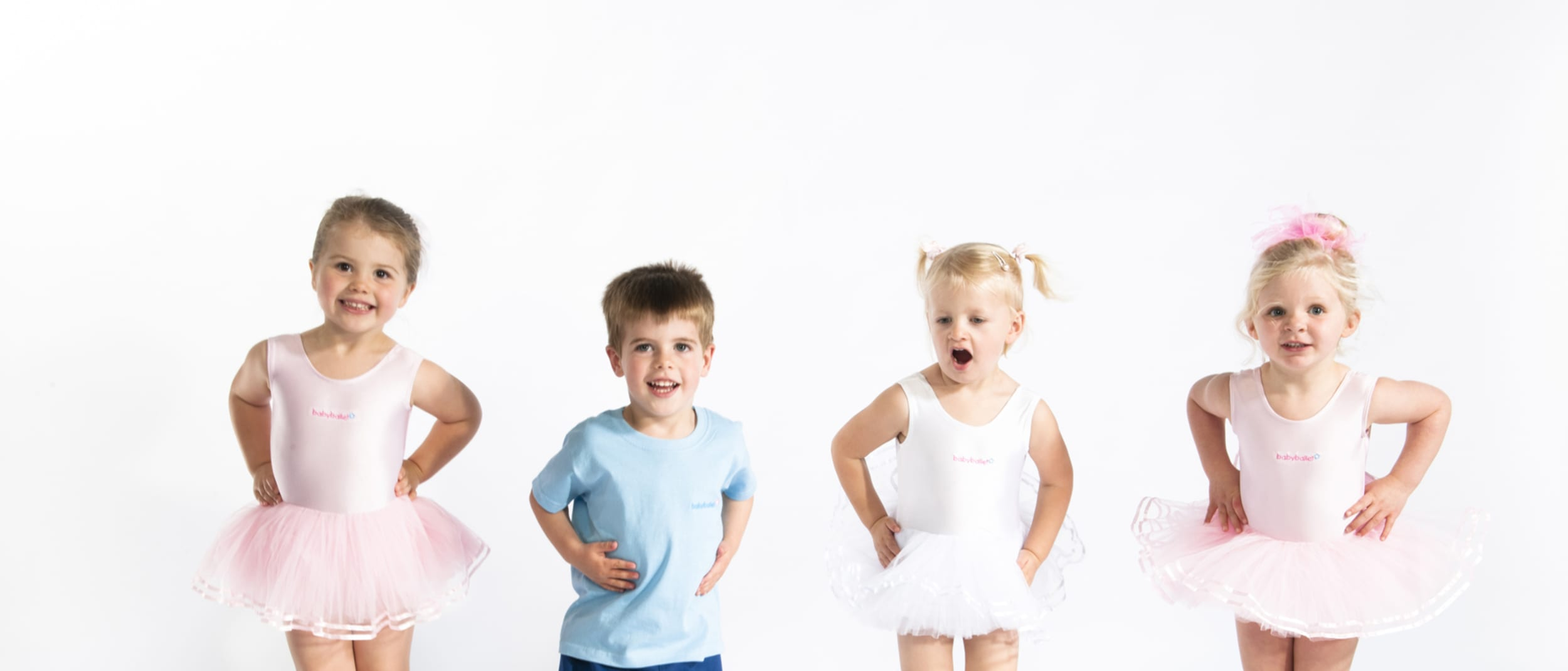 Free babyballet® classes for toddlers