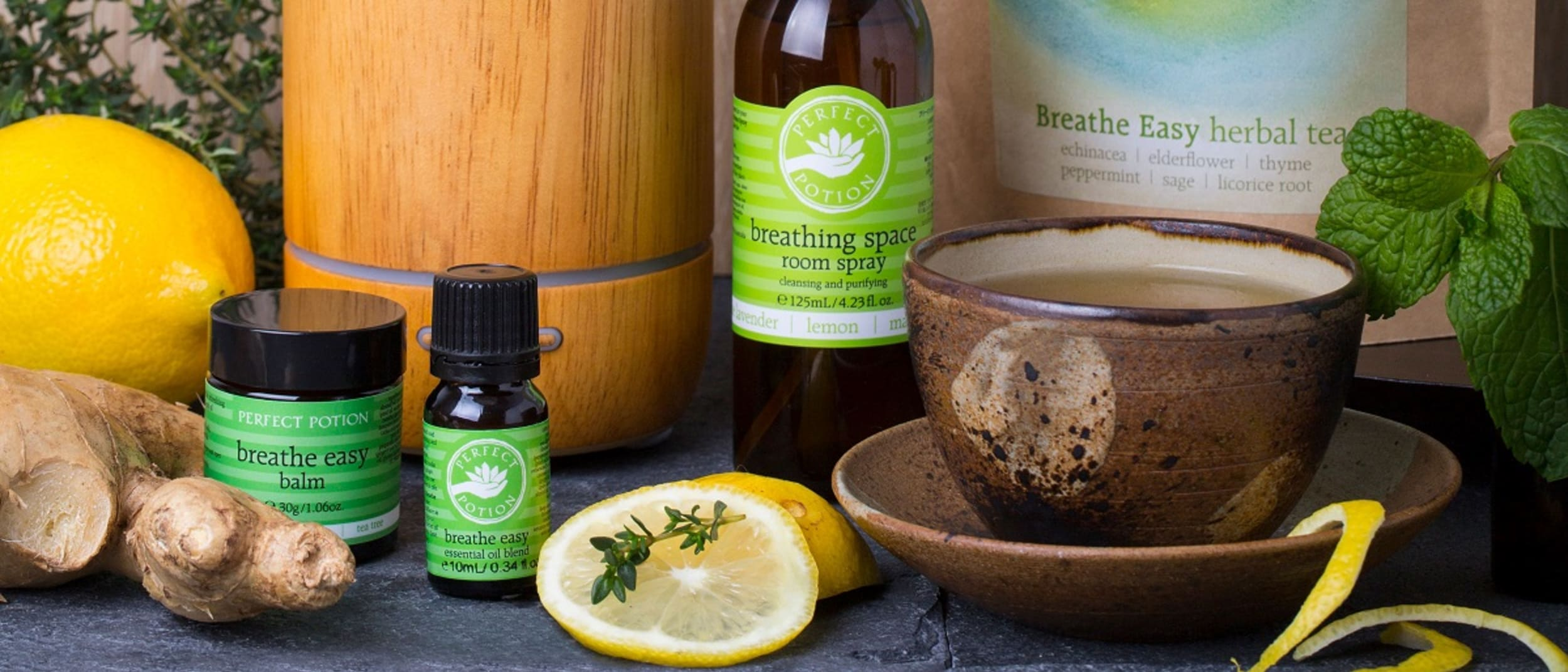 Perfect Potion secret wellness tips for cold and flu season