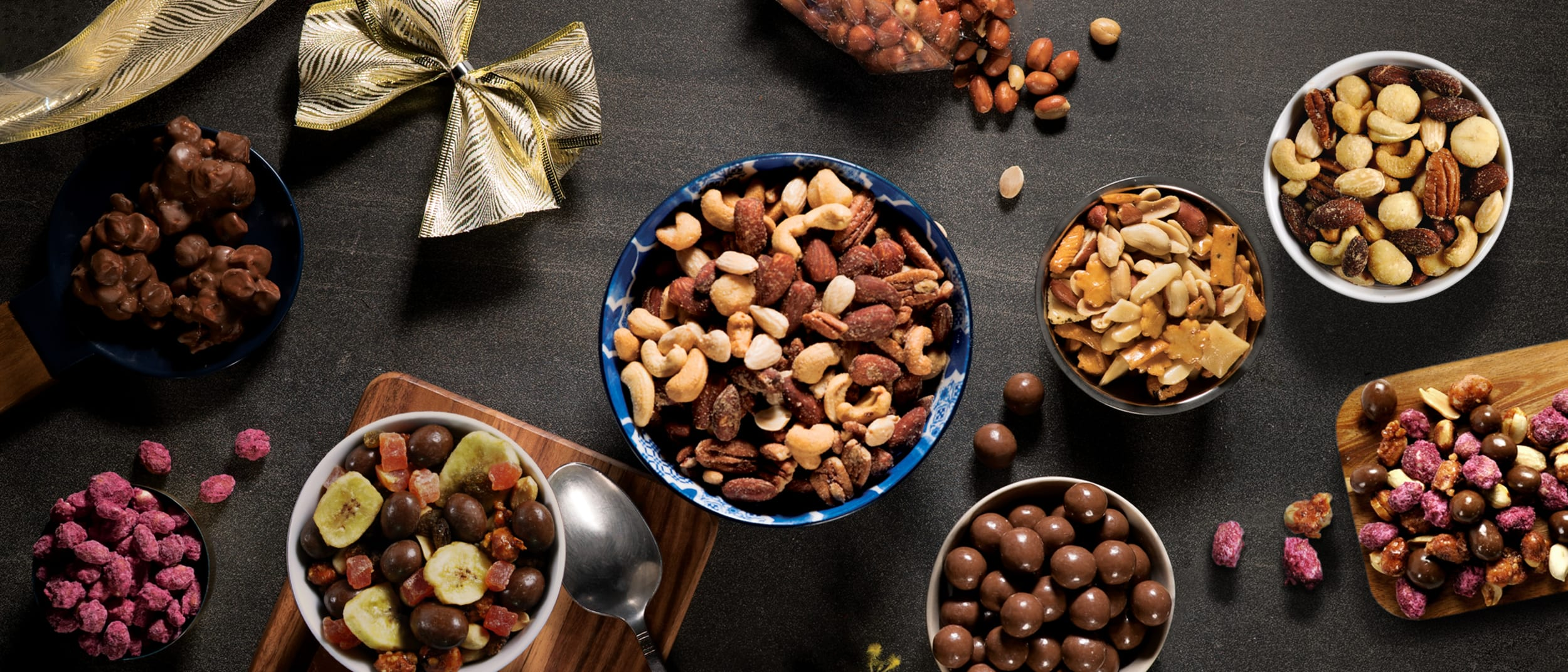 Happy Campers: Charlesworth Nut's Happy Trail Mix Bar