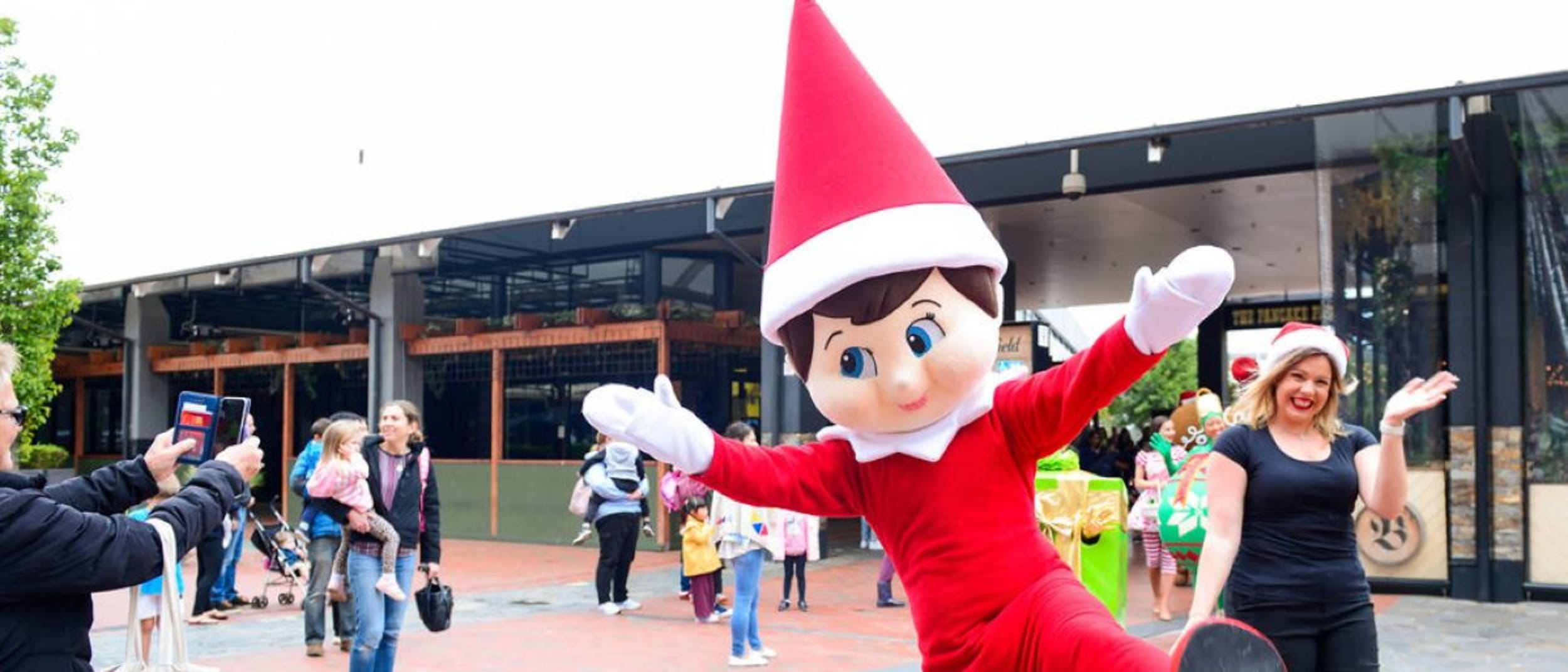 Meet The Elf on the Shelf® at Westfield Knox
