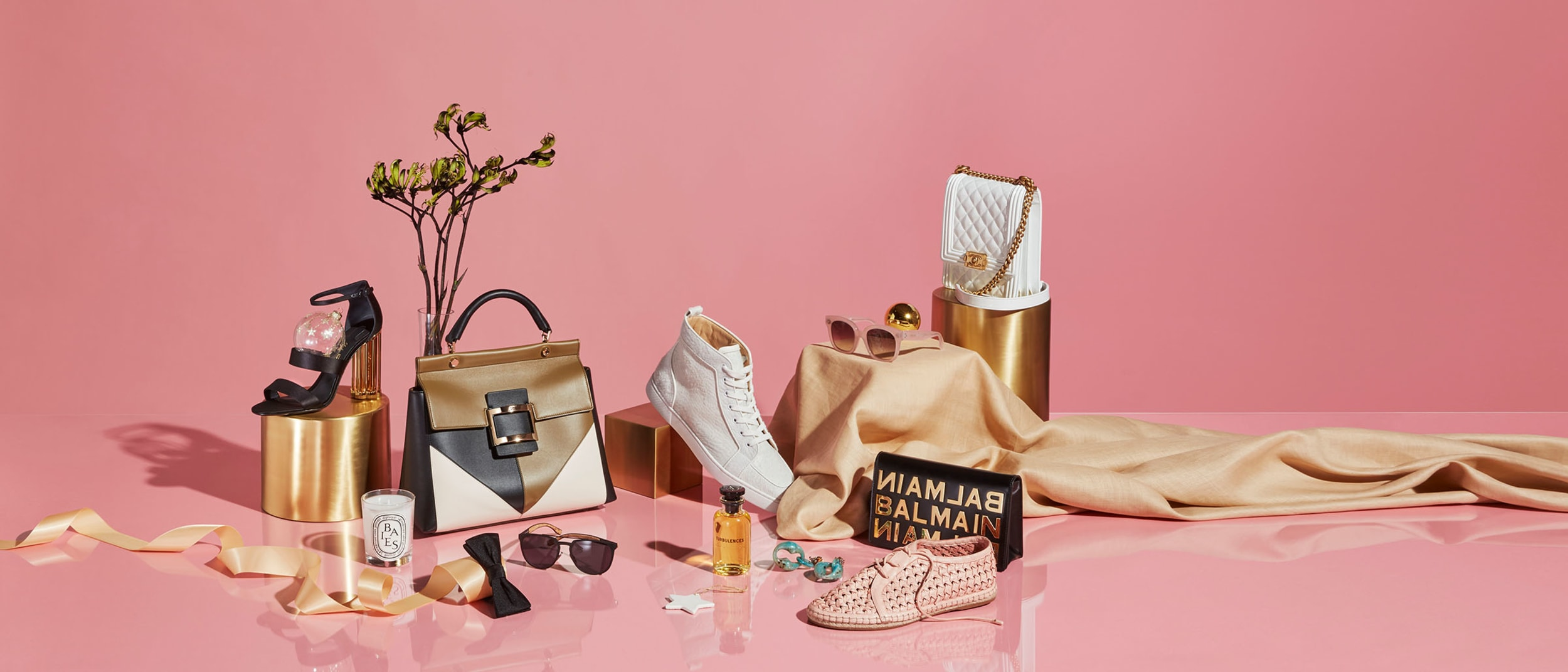 Christmas gifts for him and her: luxe summer picks
