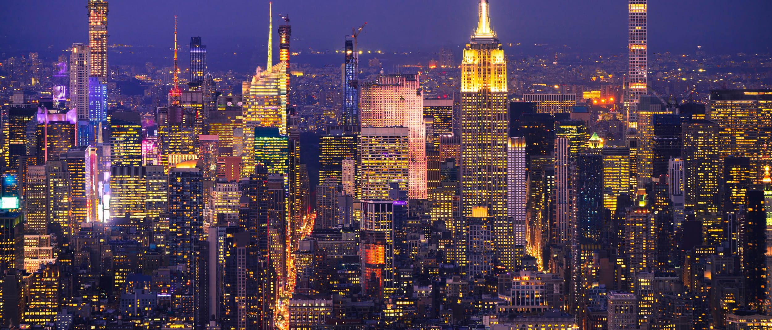 Win a trip for two to New York