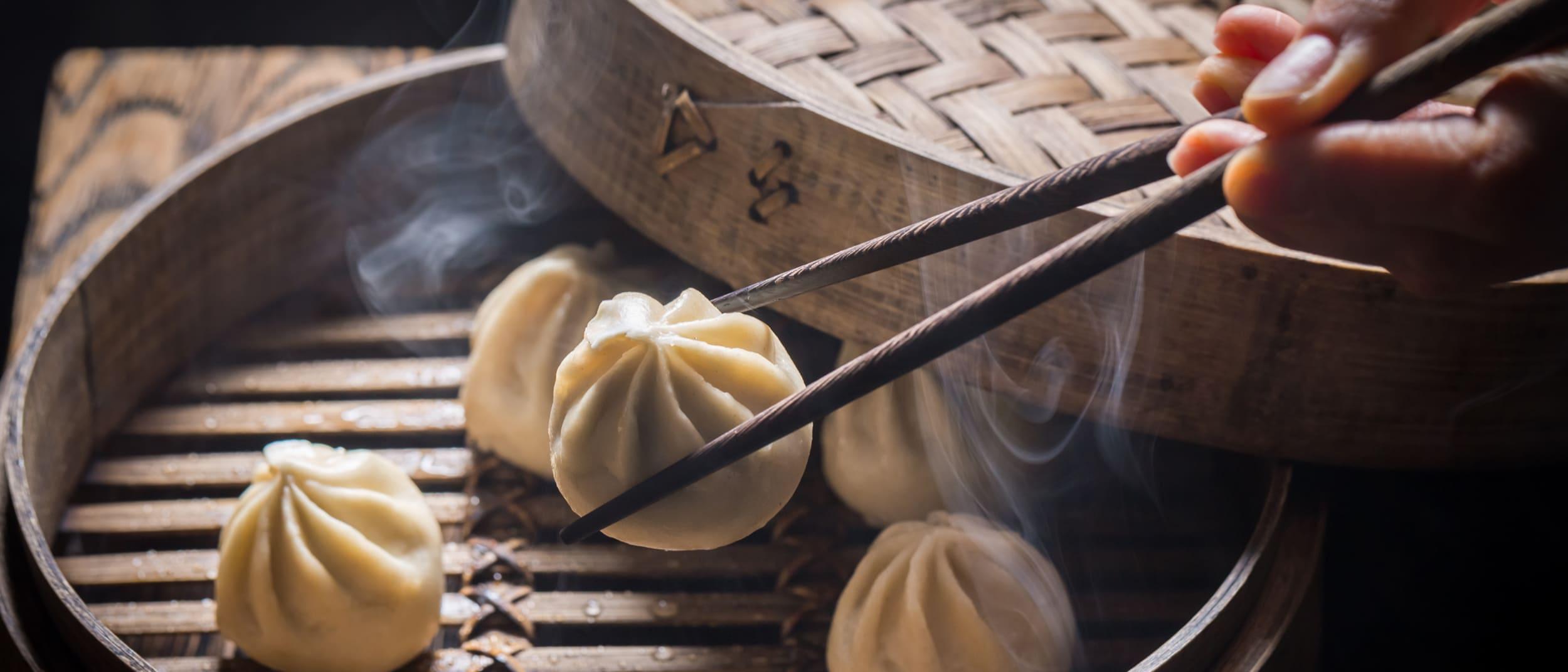 Little Red Dumplings: Mid-Week Banquet Special